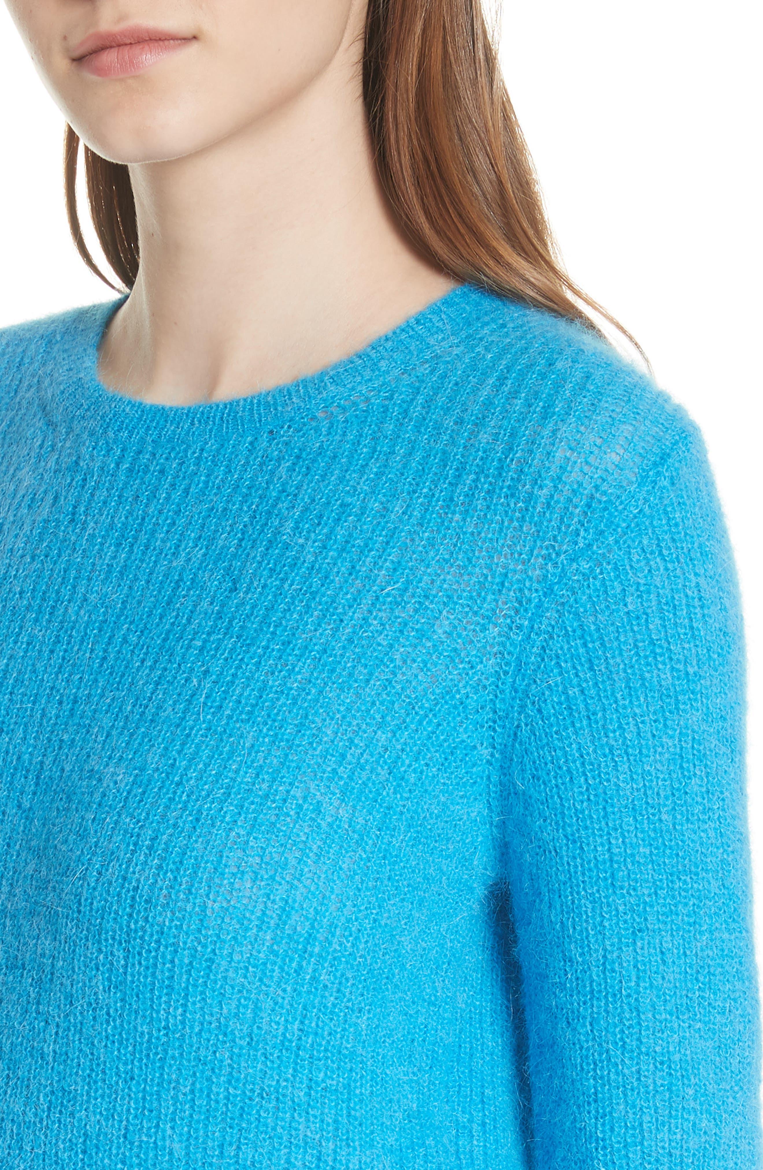 Marcel Sweater,                             Alternate thumbnail 4, color,                             Blue