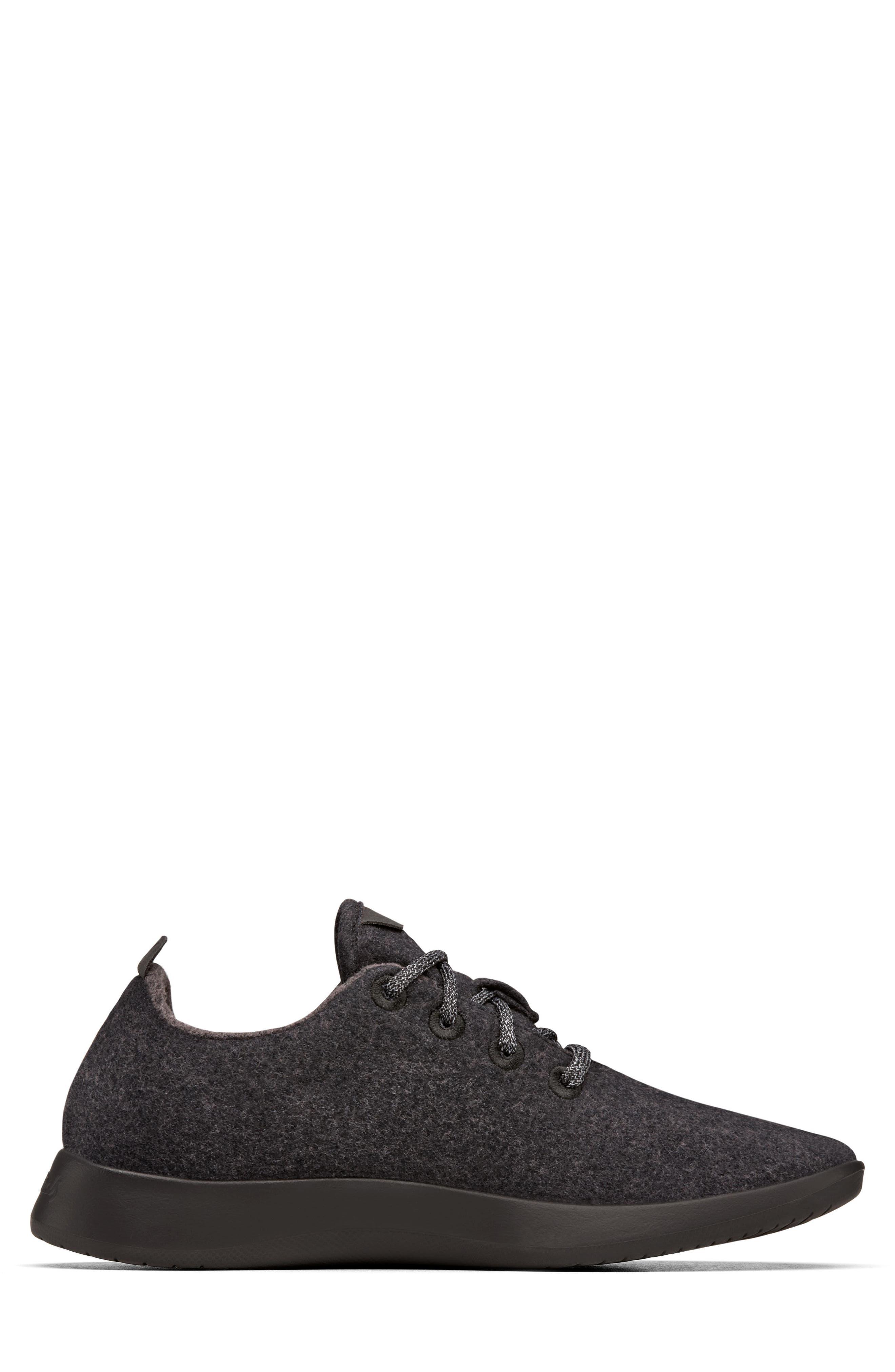 Wool Runner,                             Alternate thumbnail 2, color,                             Natural Black
