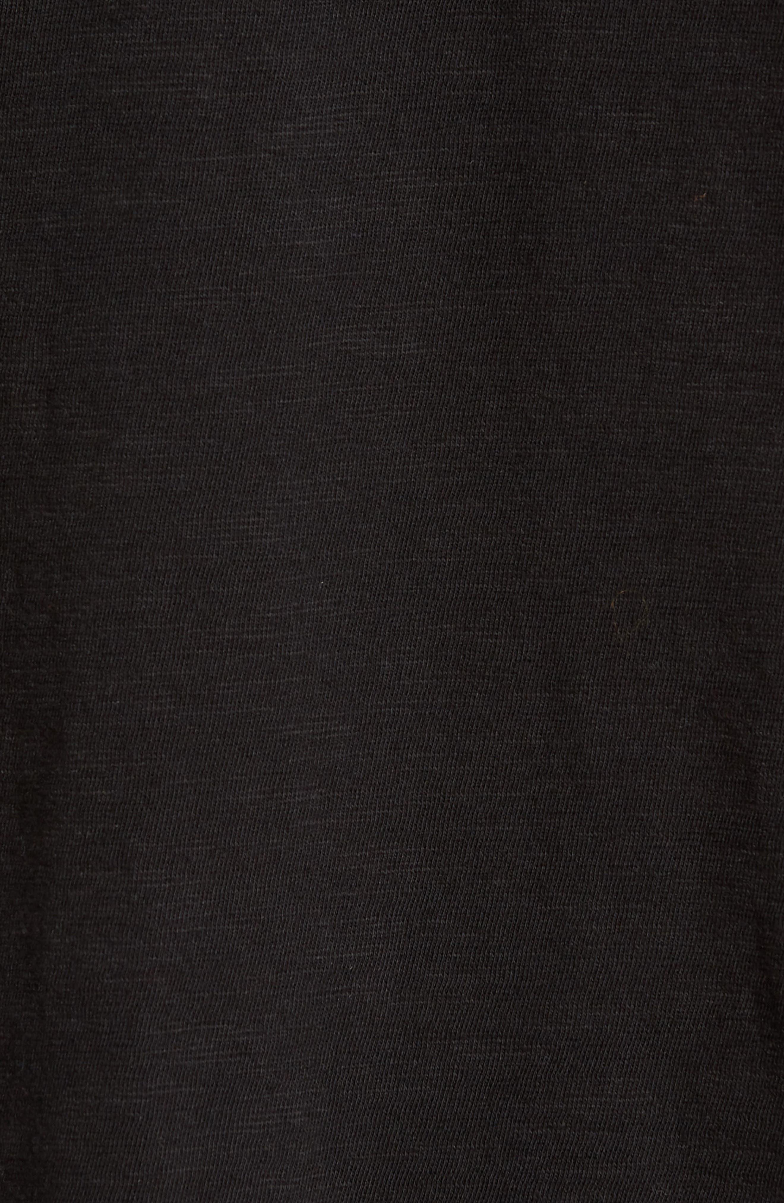 Grit Scrum San Francisco Giants T-Shirt,                             Alternate thumbnail 5, color,                             Jet Black