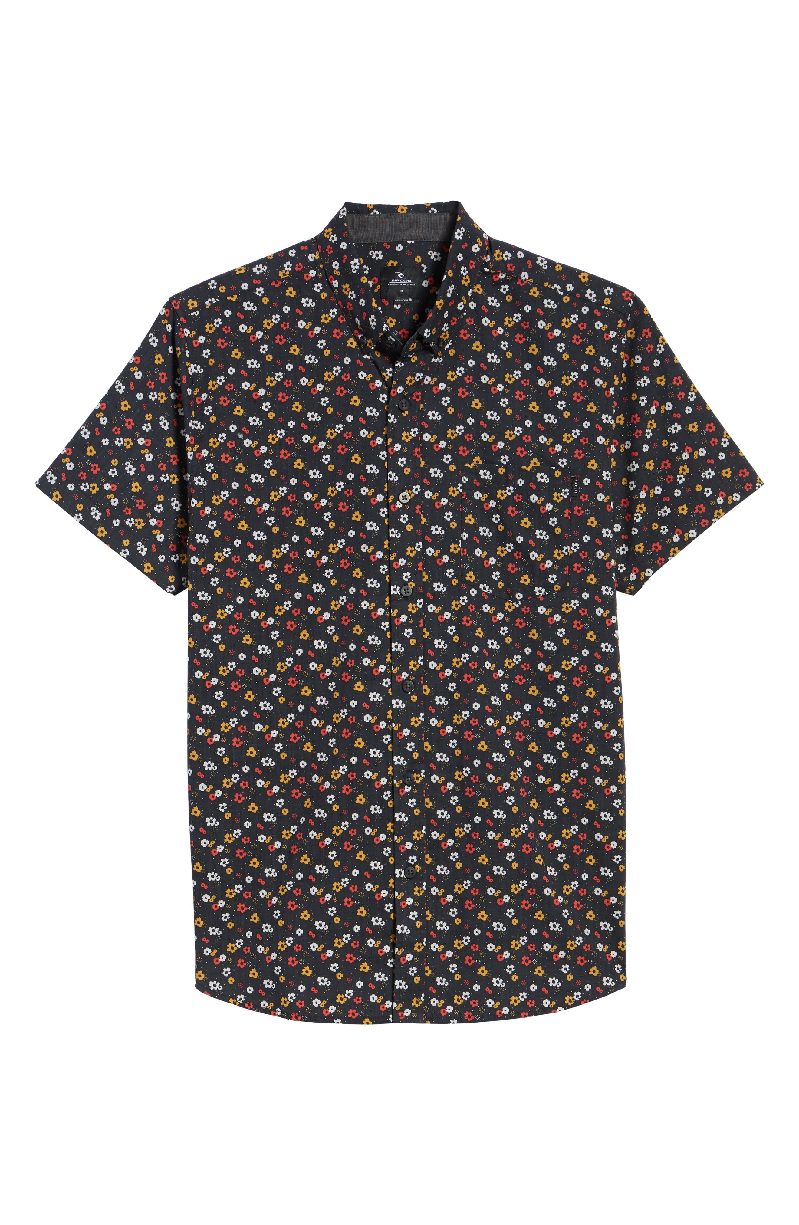 Alternate Image 6  - Rip Curl Scopic Woven Shirt