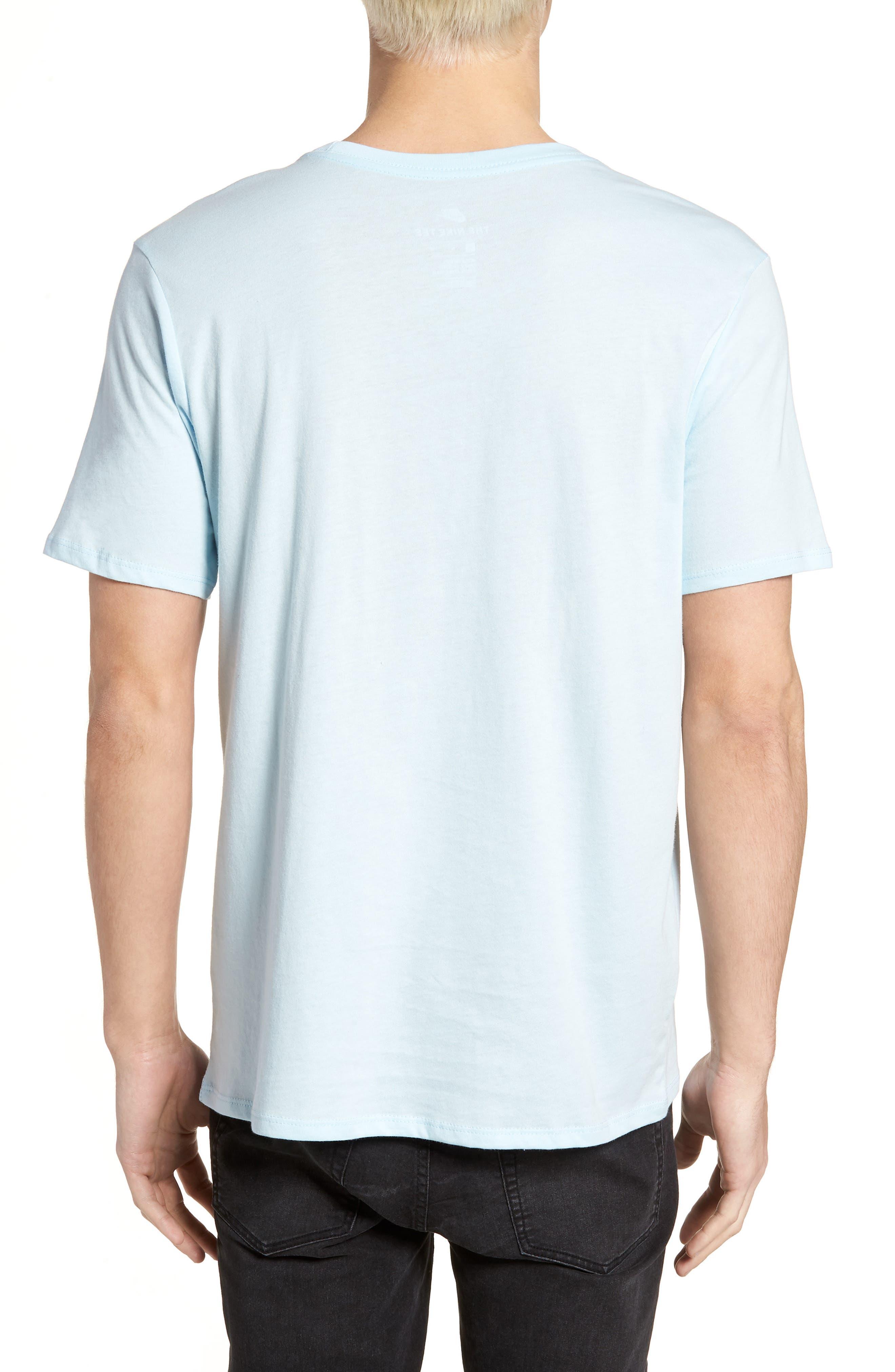 Concept Graphic T-Shirt,                             Alternate thumbnail 2, color,                             Cobalt Tint/ Illusion Green