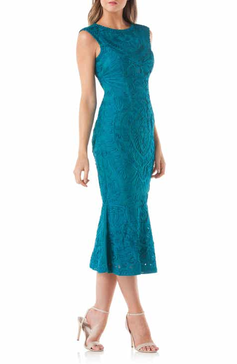 Women\'s Green Wedding-Guest Dresses | Nordstrom