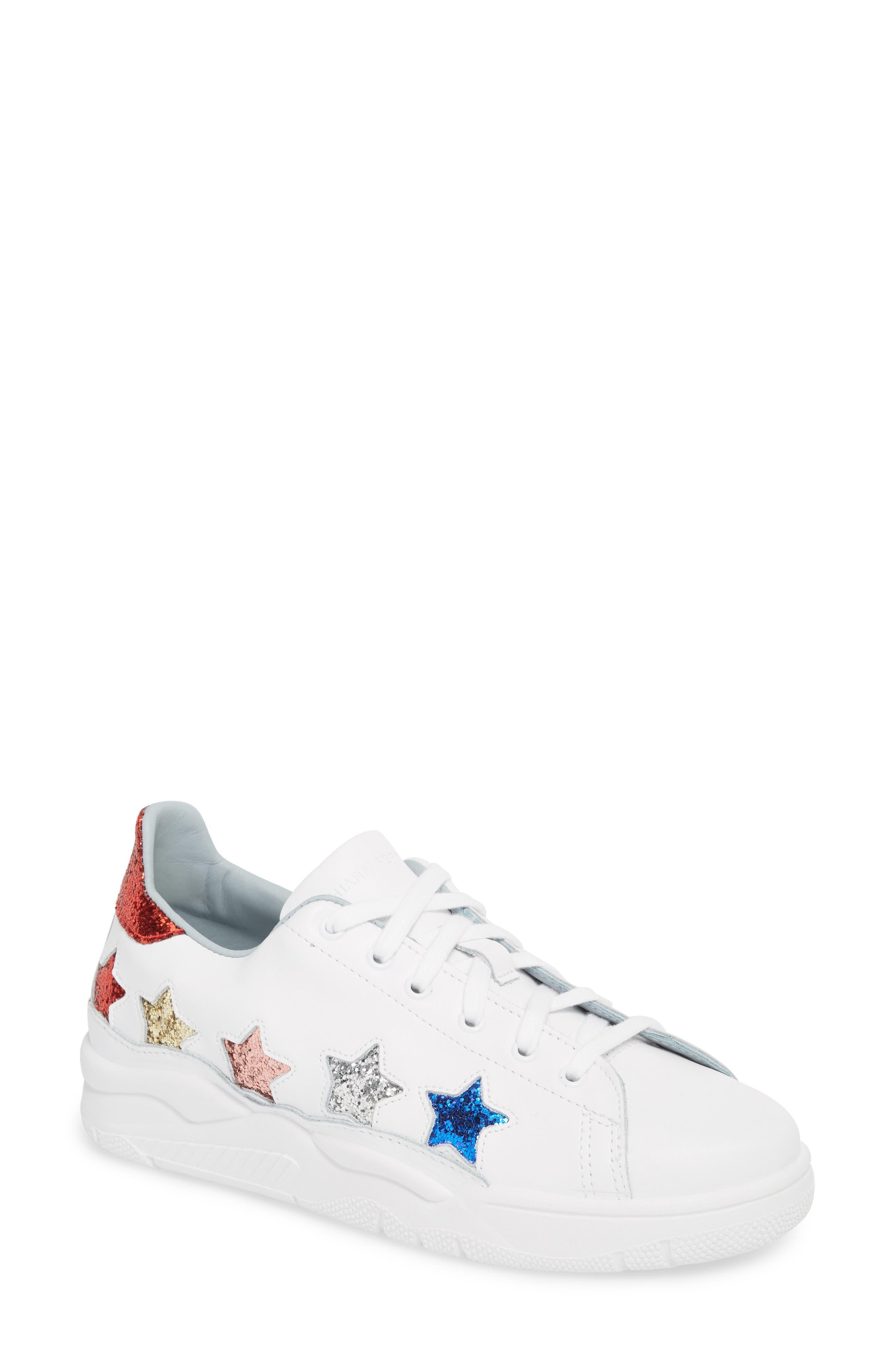 Chiara Ferragni Roger Star Sneaker (Women)