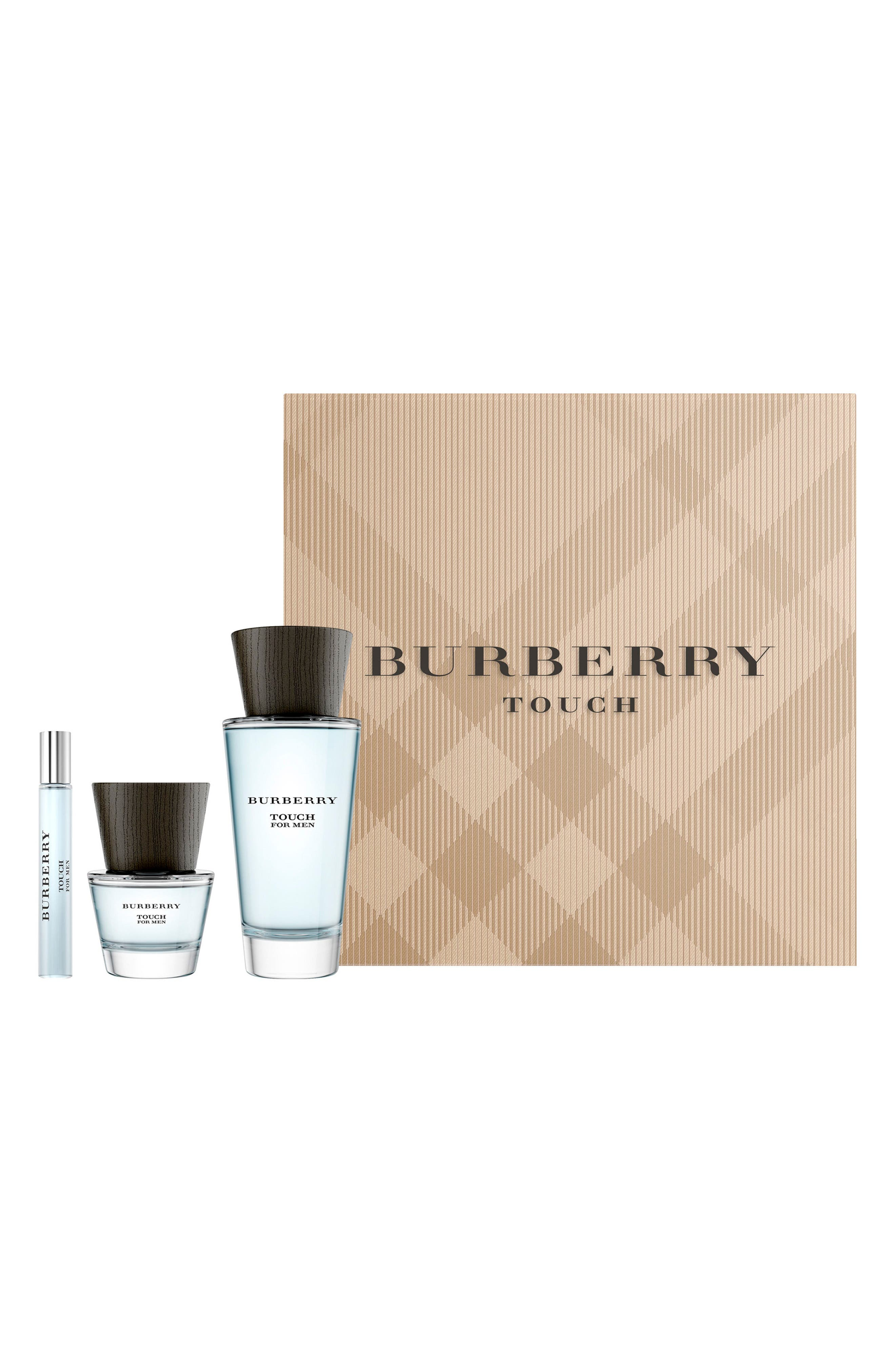 Burberry Touch for Men Eau de Toilette Set