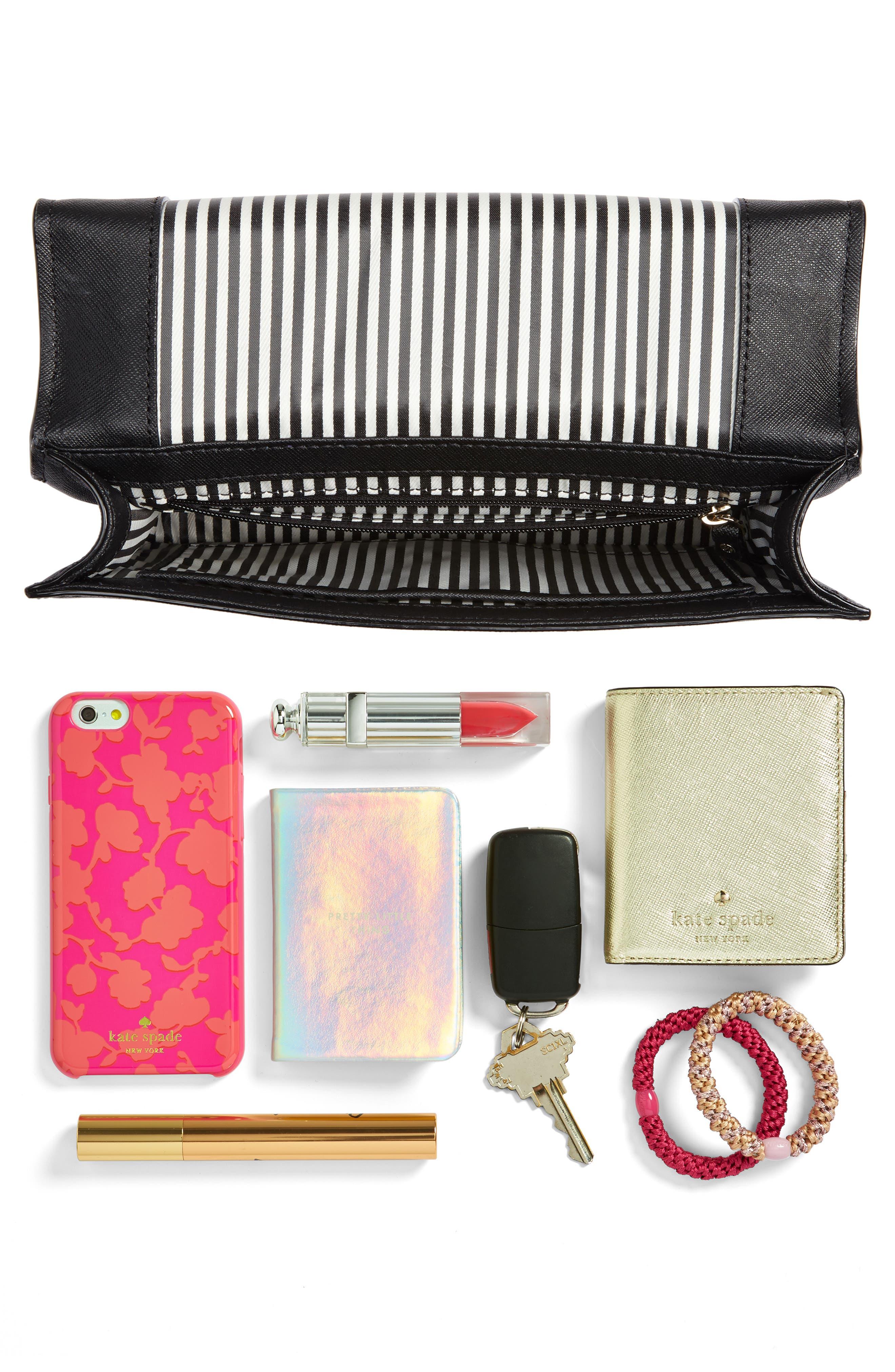cameron street marci leather shoulder bag,                             Alternate thumbnail 3, color,