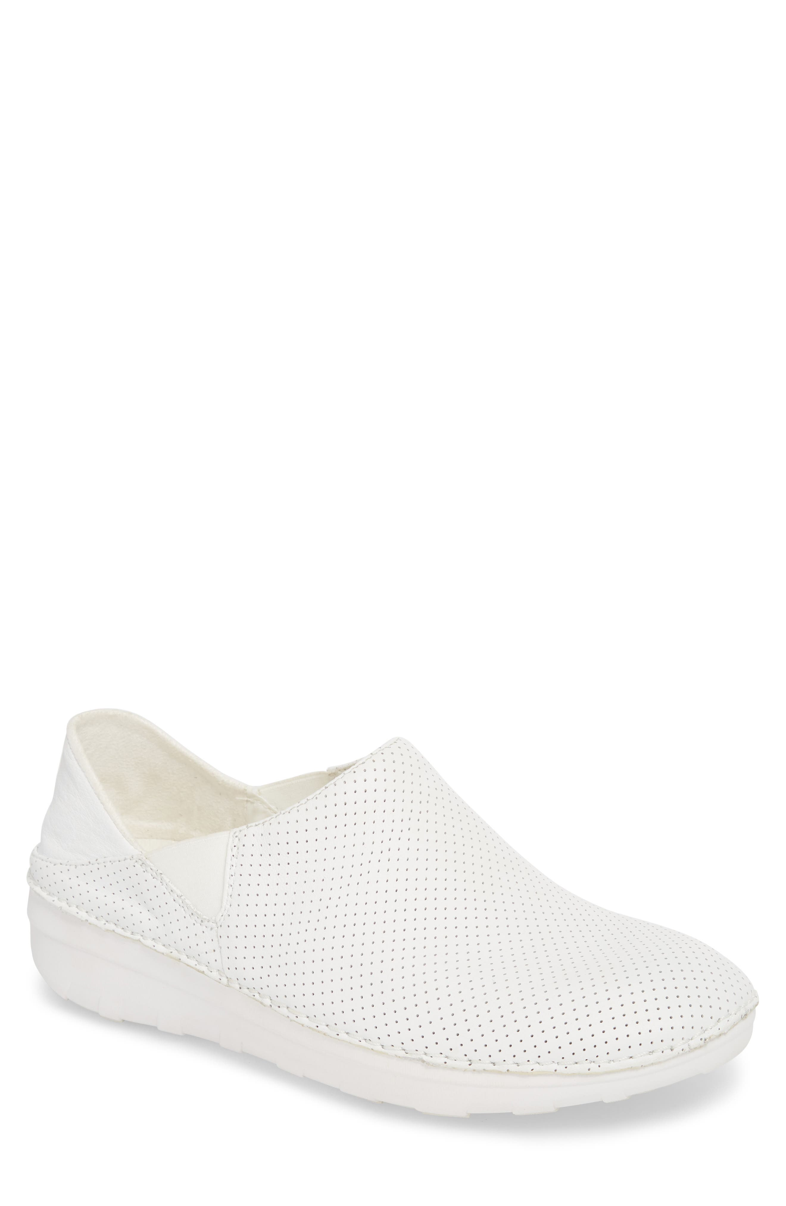 FitFlop Superloafer Perforated Slip-On Sneaker (Men)
