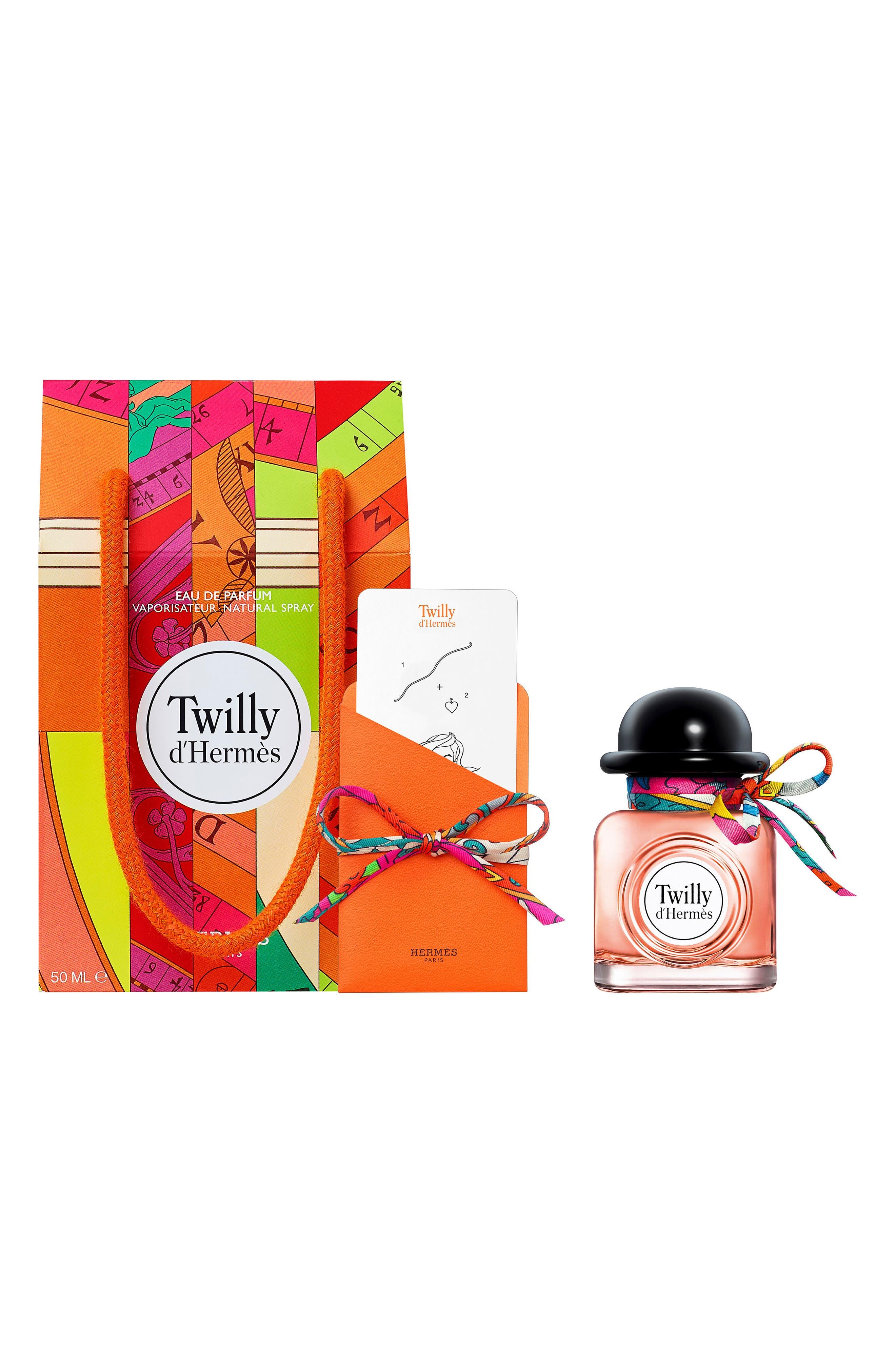 Twilly d'Hermès - Eau de parfum gift set,                             Main thumbnail 1, color,                             No Color