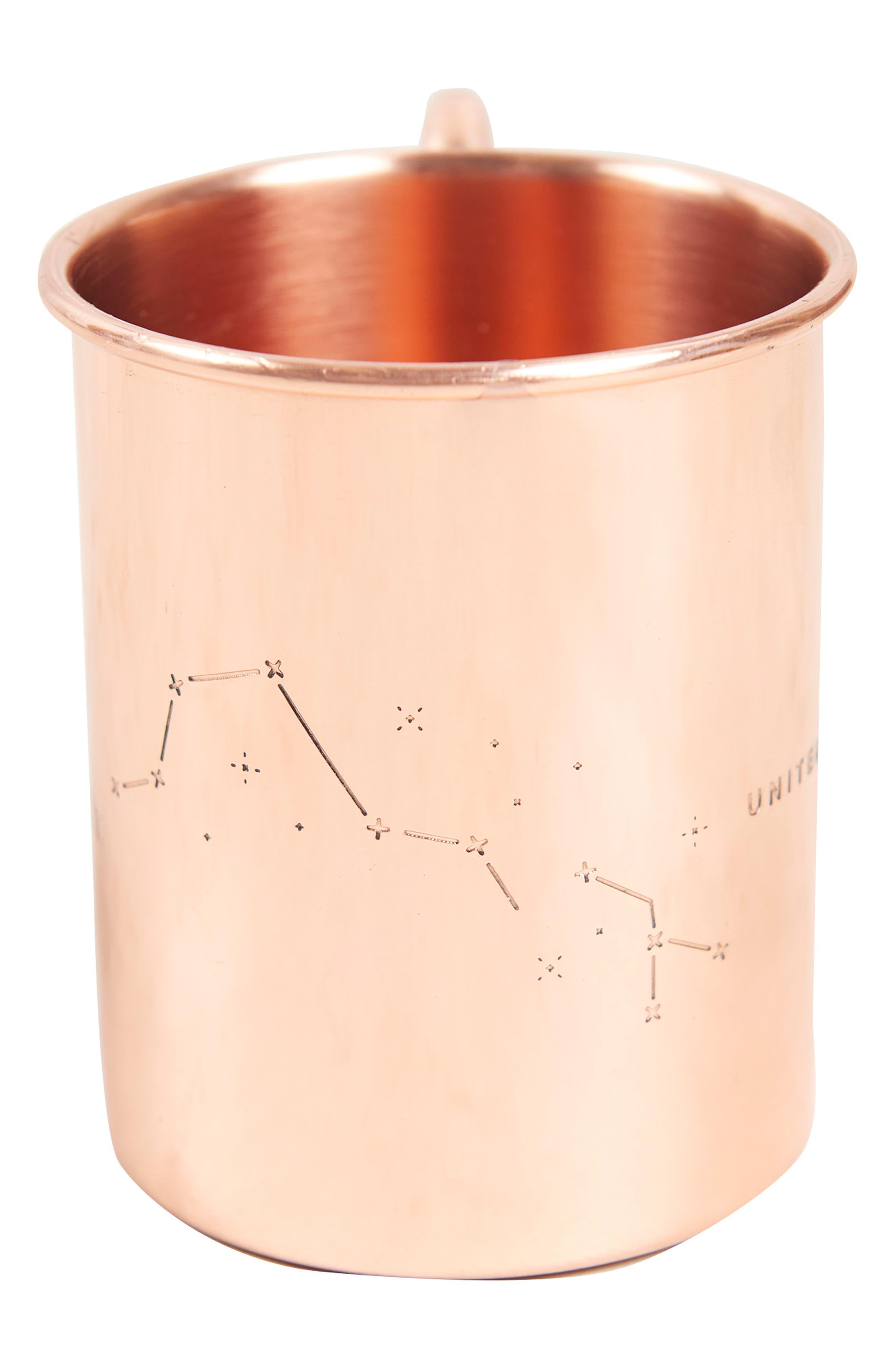 Engraved Copper Mug,                             Alternate thumbnail 2, color,                             Look Up