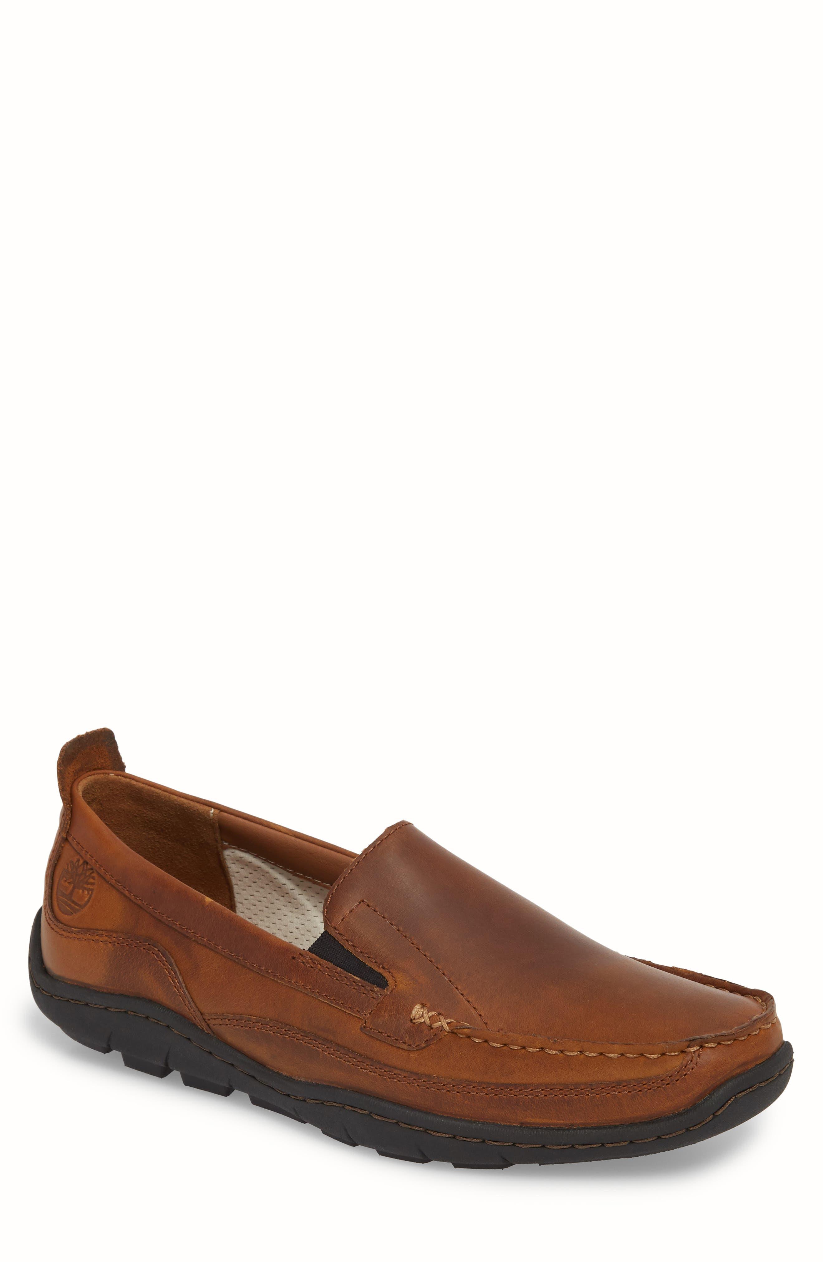 Sandspoint Venetian Loafer,                         Main,                         color, Tan Old Harness