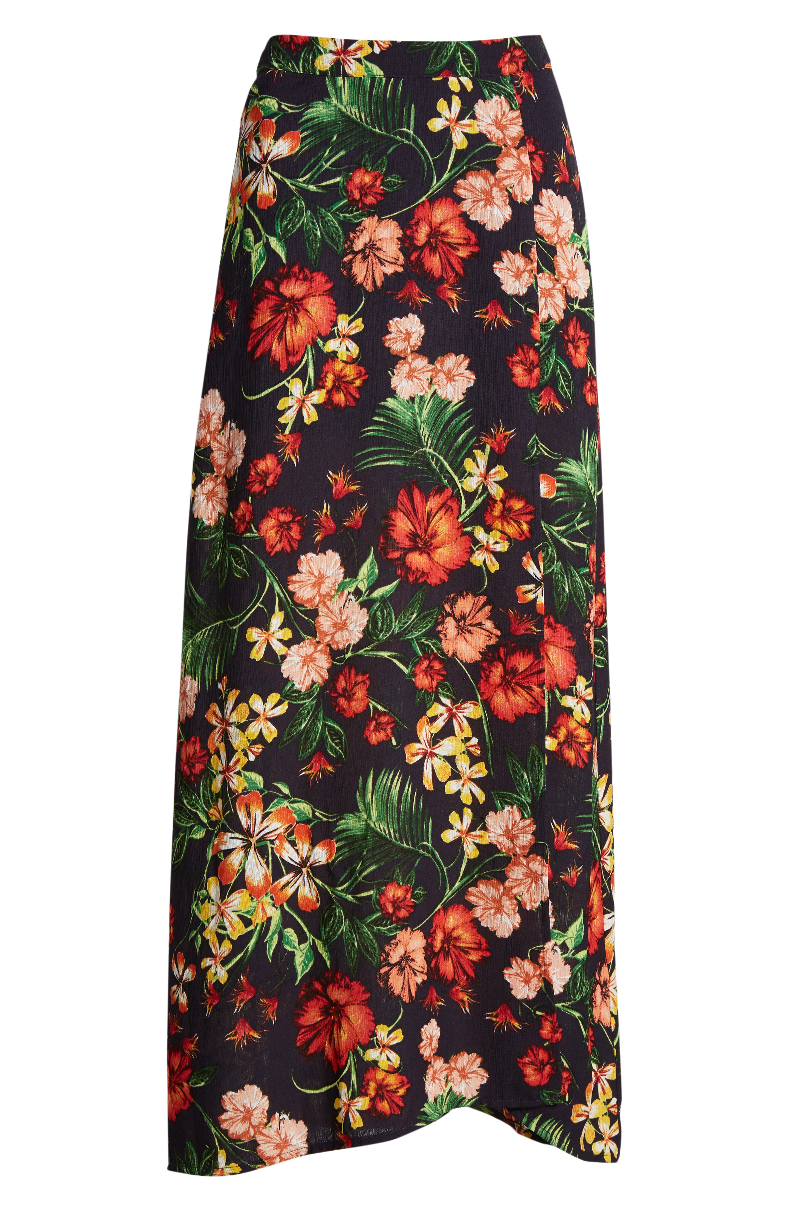 Alternate Image 7  - Floral Maxi Skirt