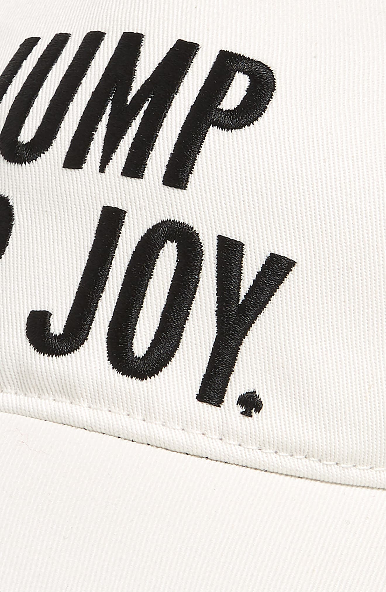 jump for joy cap,                             Alternate thumbnail 3, color,                             Cream/ Black