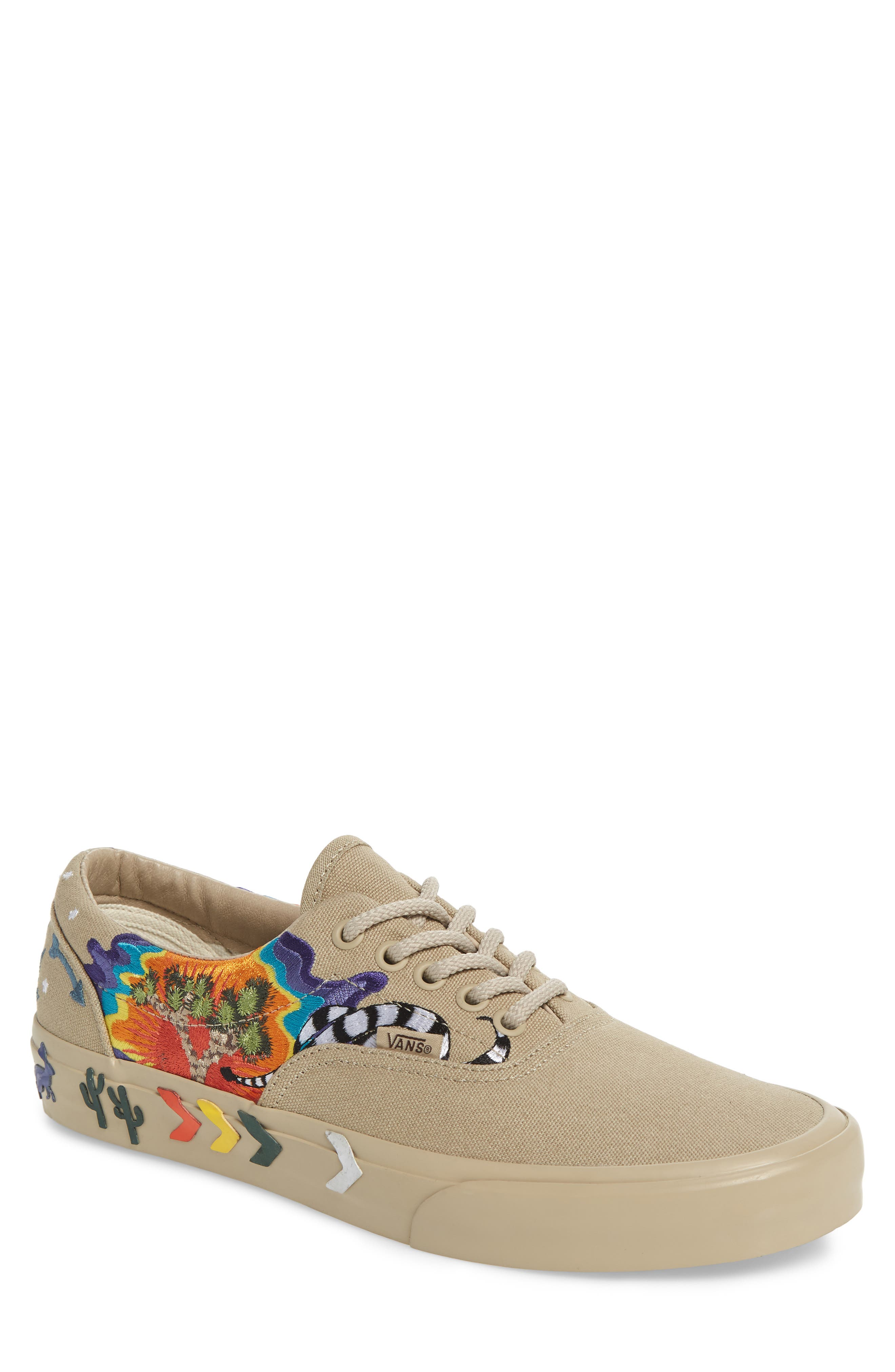 Vans Men's Desert Embellish Era Sneaker