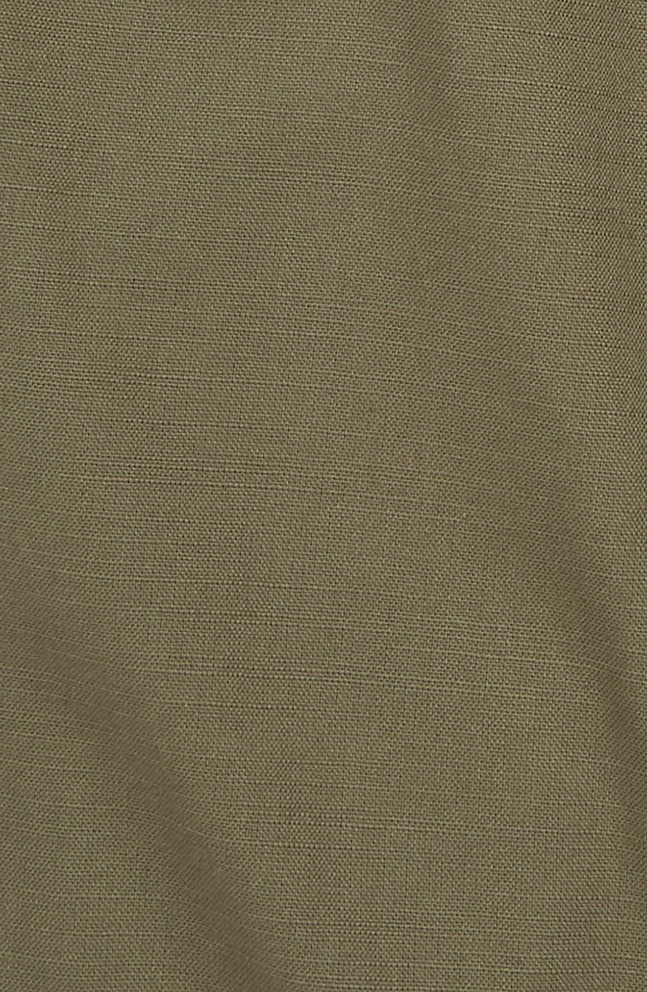 Colorblock Shorts,                             Alternate thumbnail 2, color,                             Khaki Green