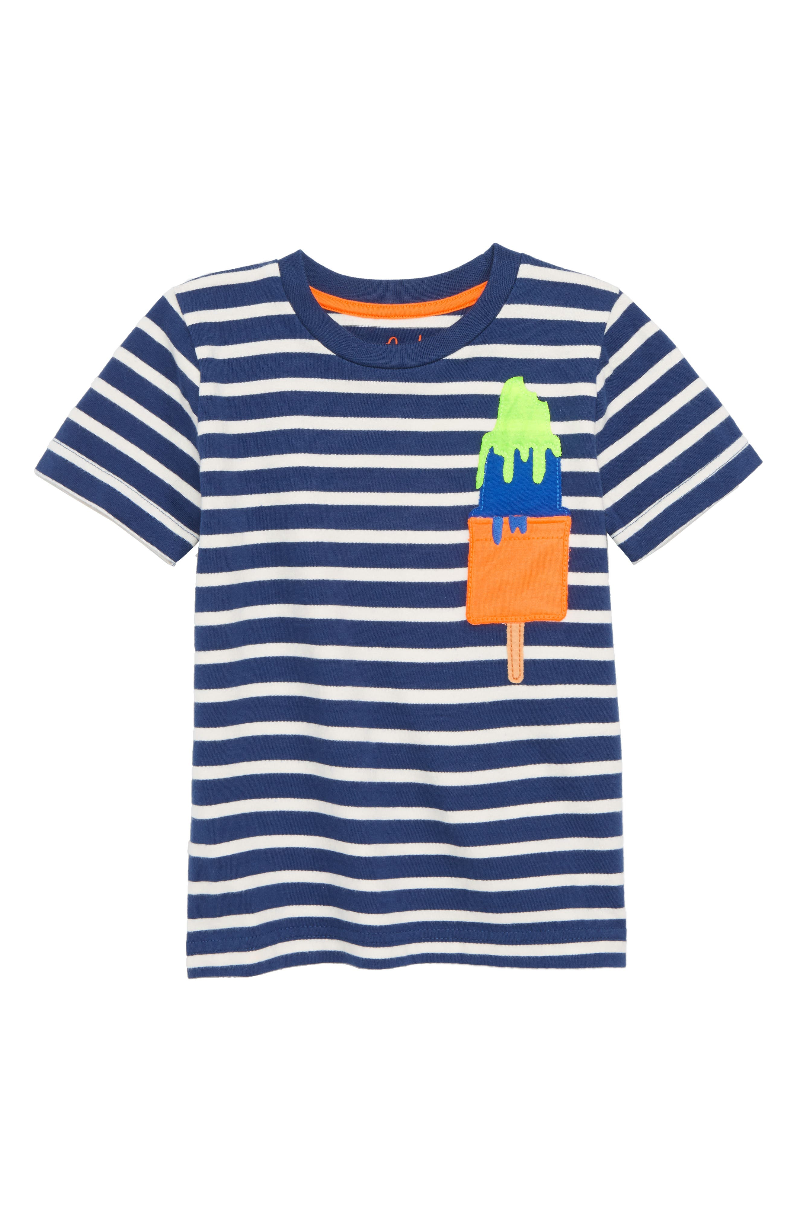 Mini Boden Favorite Flavor T-Shirt (Toddler Boys, Little Boys & Big Boys)