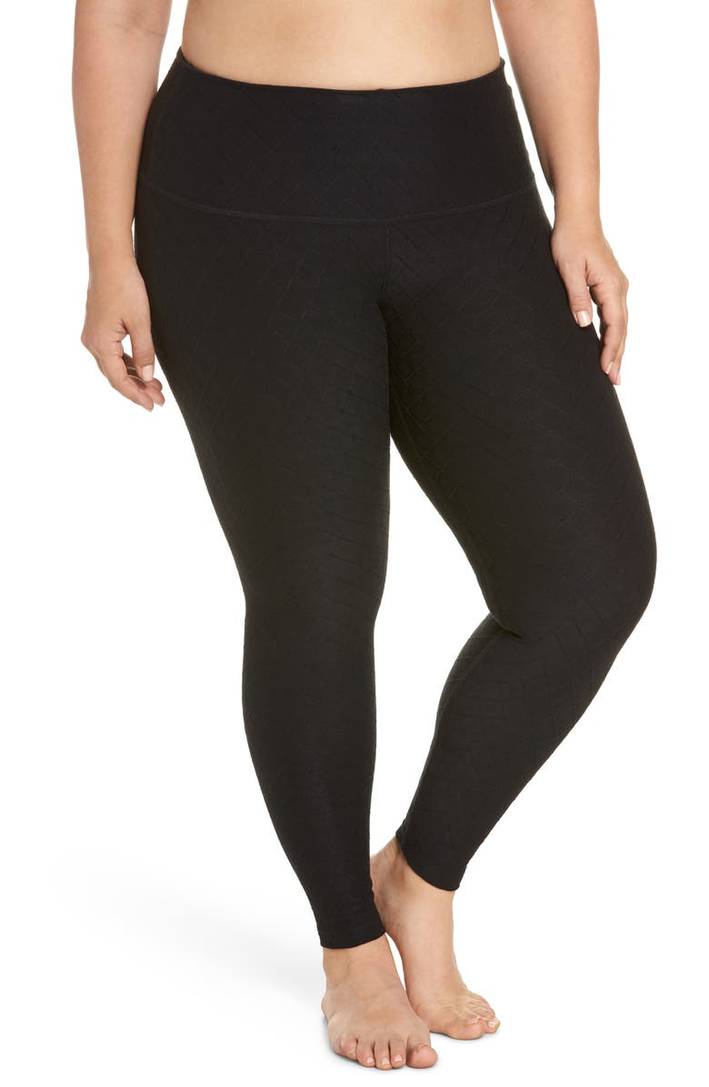 Cant Quit You High Waist Leggings