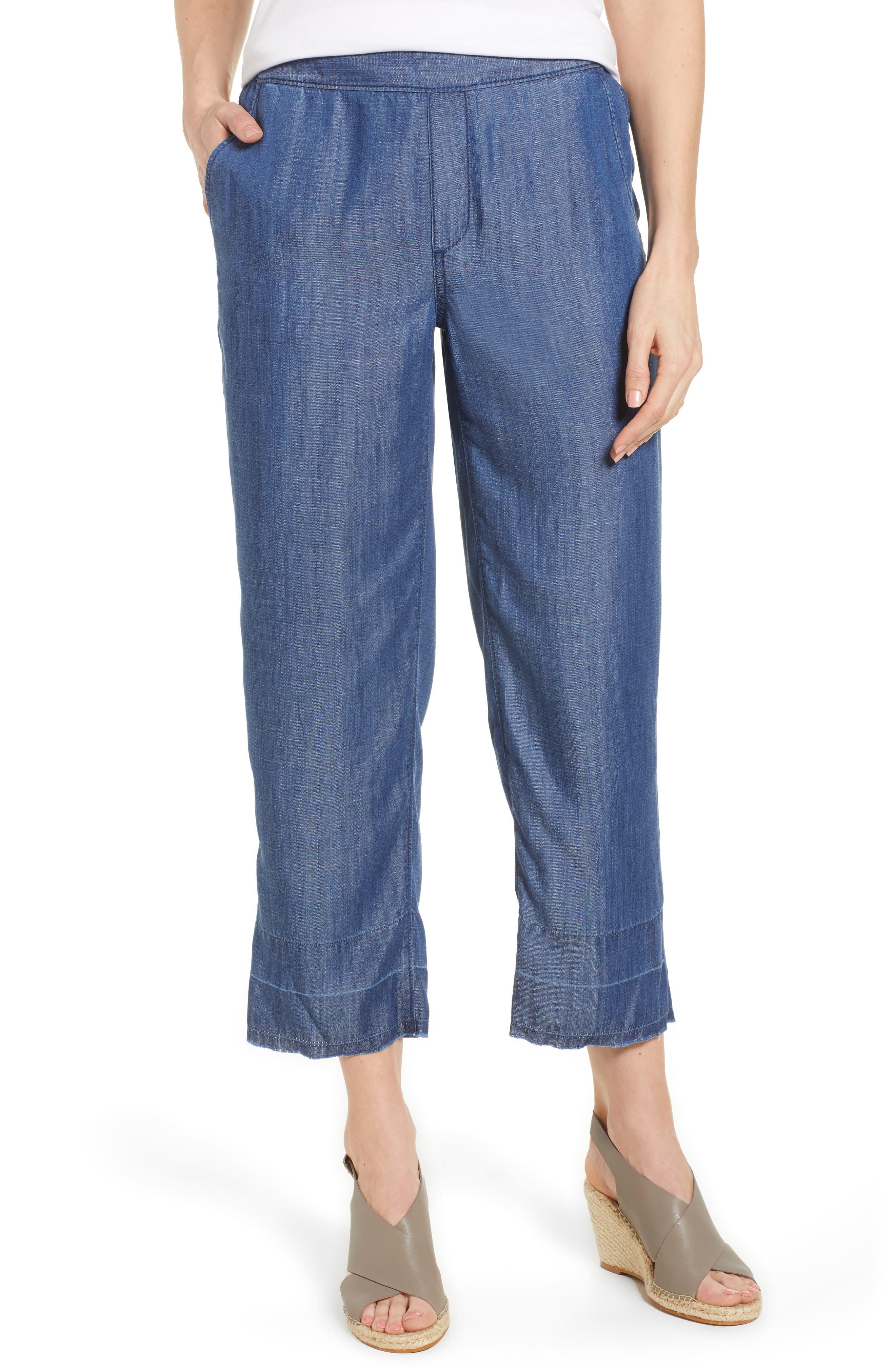 NIC+ZOE Spring Getaway Crop Pants
