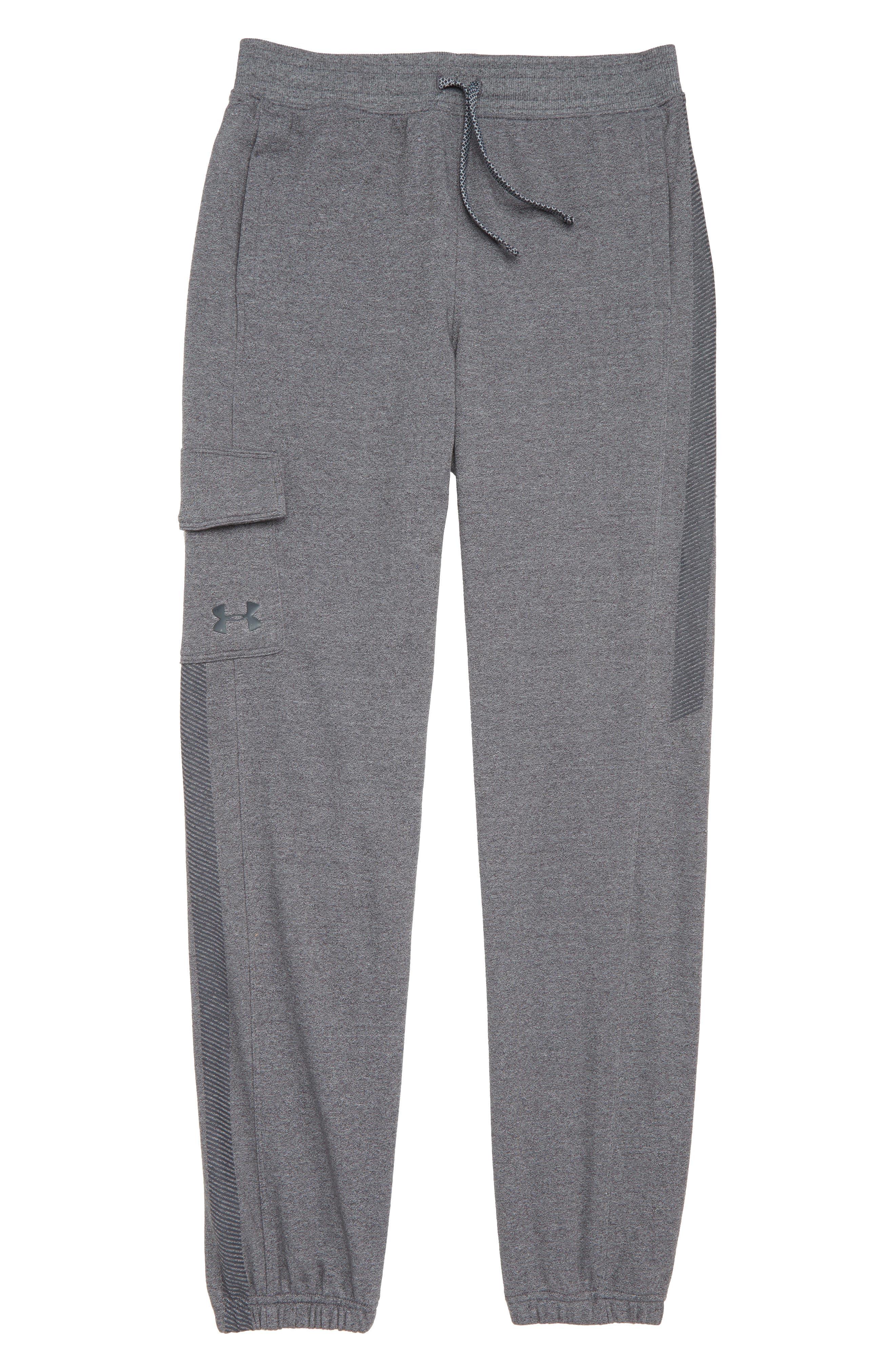 Threadborne Jogger Pants,                         Main,                         color, Stealth Gray Light Heather