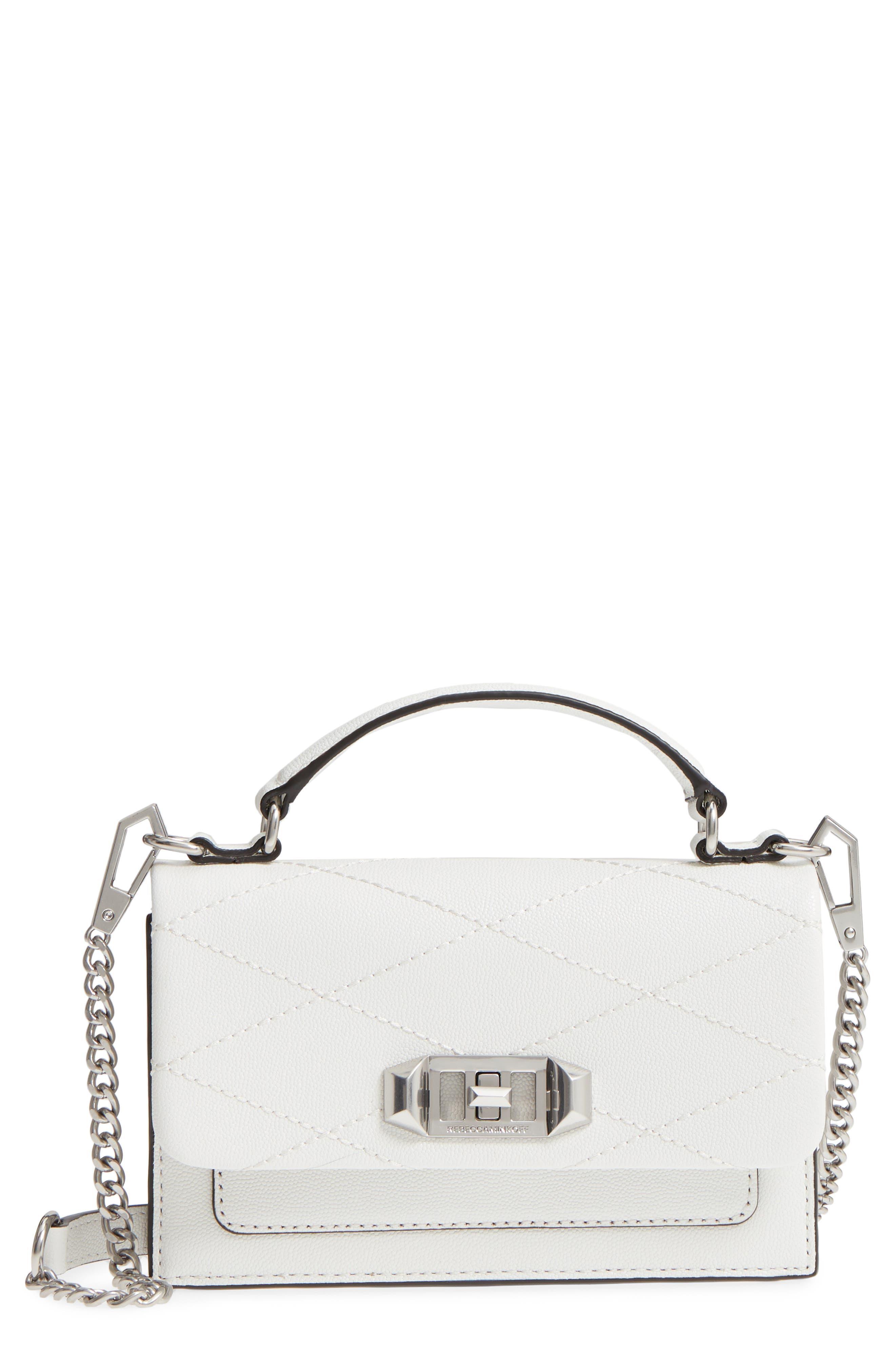 Rebecca Minkoff Small Je T'aime Leather Crossbody Bag