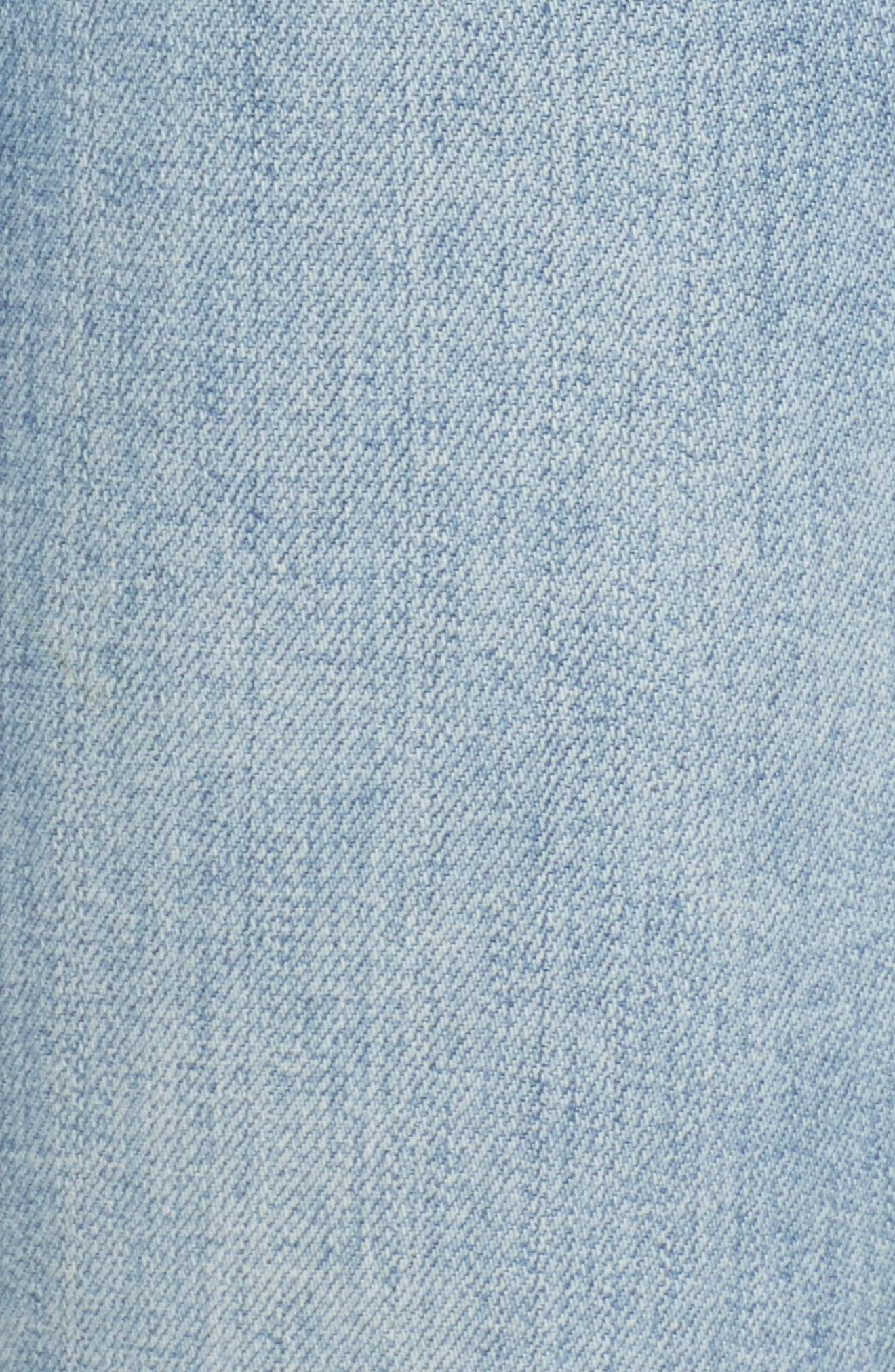 STS Blue Emma Ripped Ankle Skinny Jeans,                             Alternate thumbnail 6, color,                             Nortan W/ Lt Base