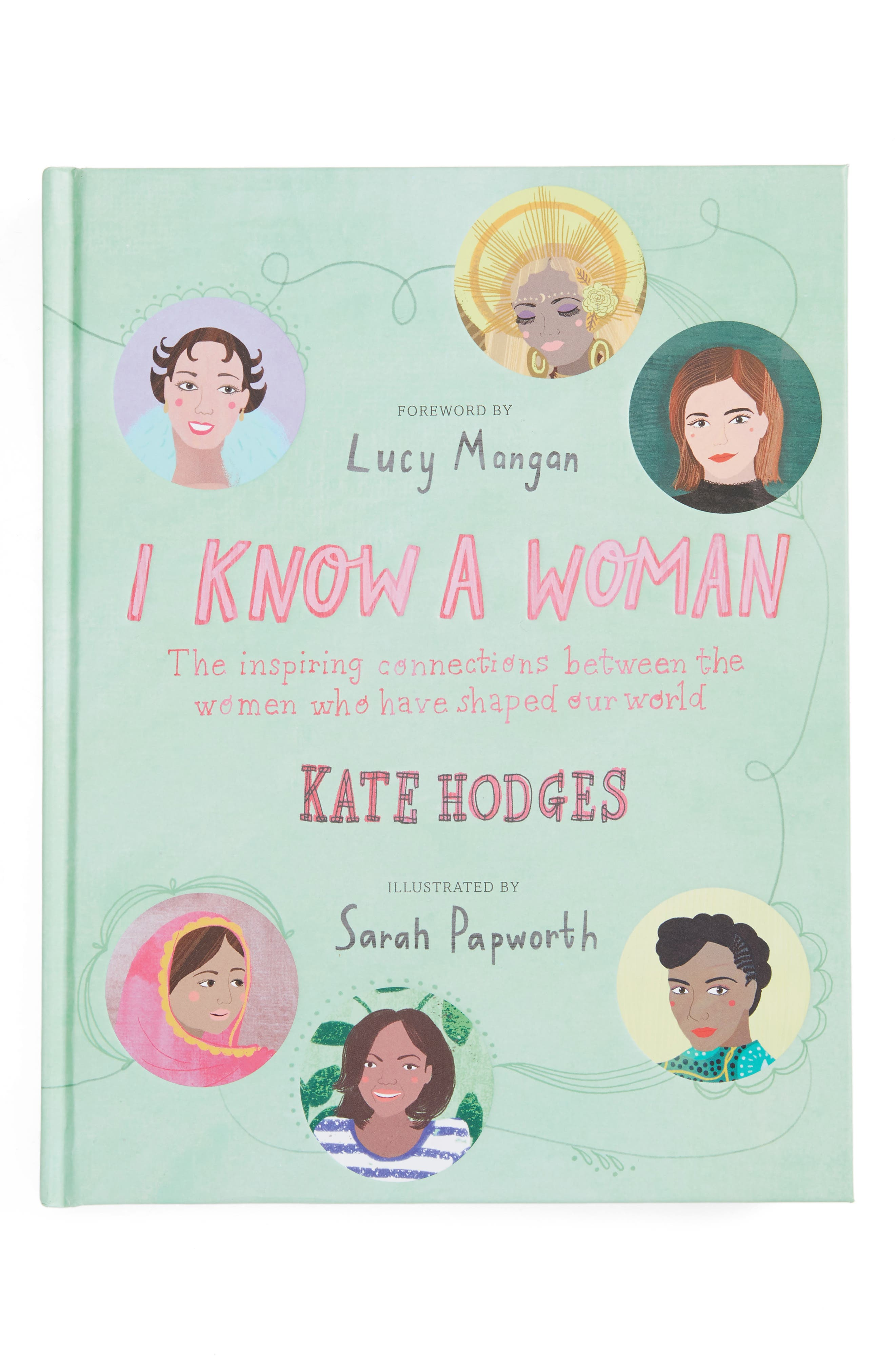 'I Know a Woman' Book,                             Main thumbnail 1, color,                             Multi