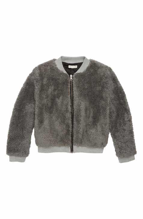 Girls Coats Jackets Amp Outerwear Rain Fleece Amp Hood