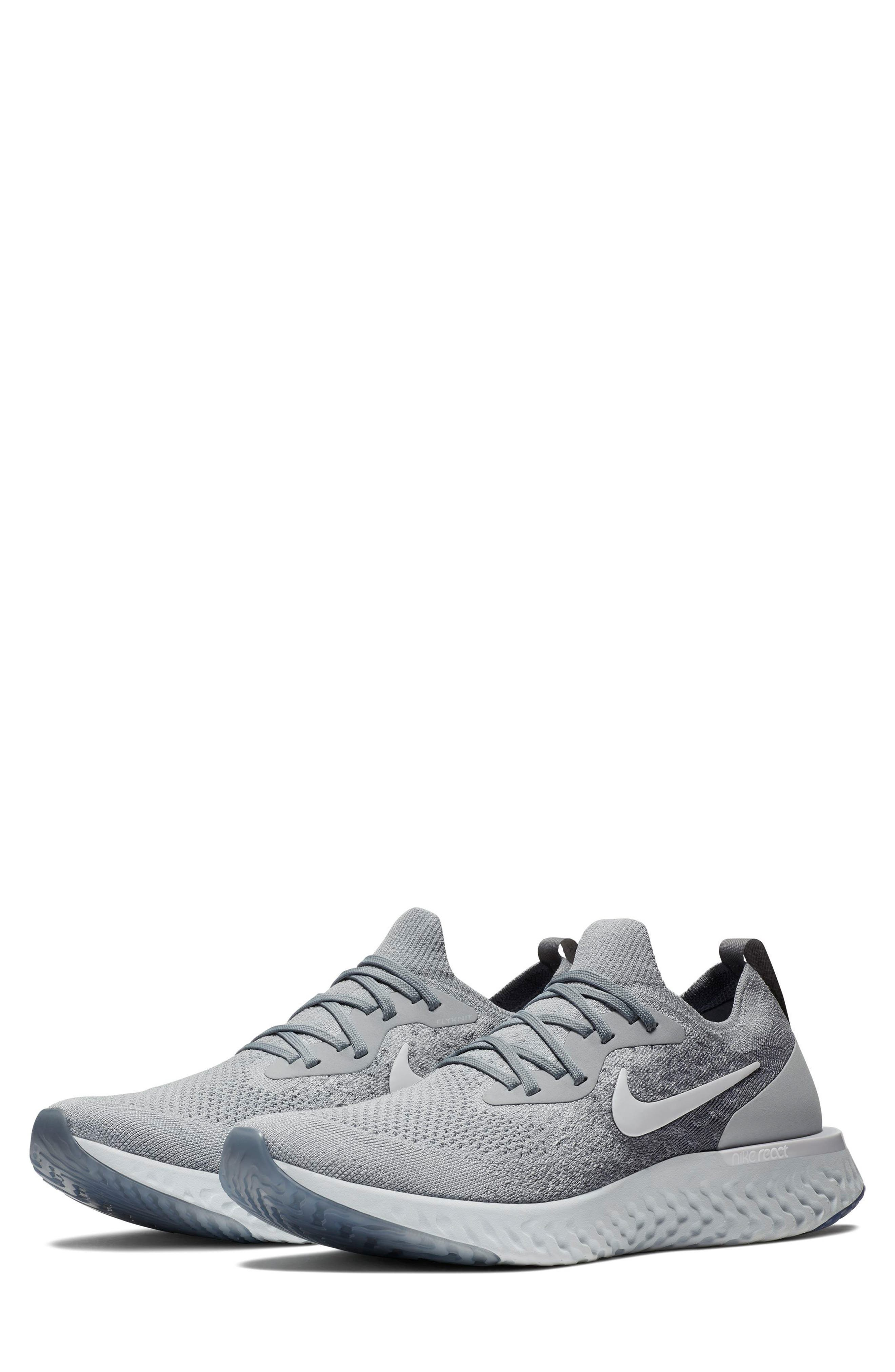 Nike Epic React Flyknit Running Shoe (Men)