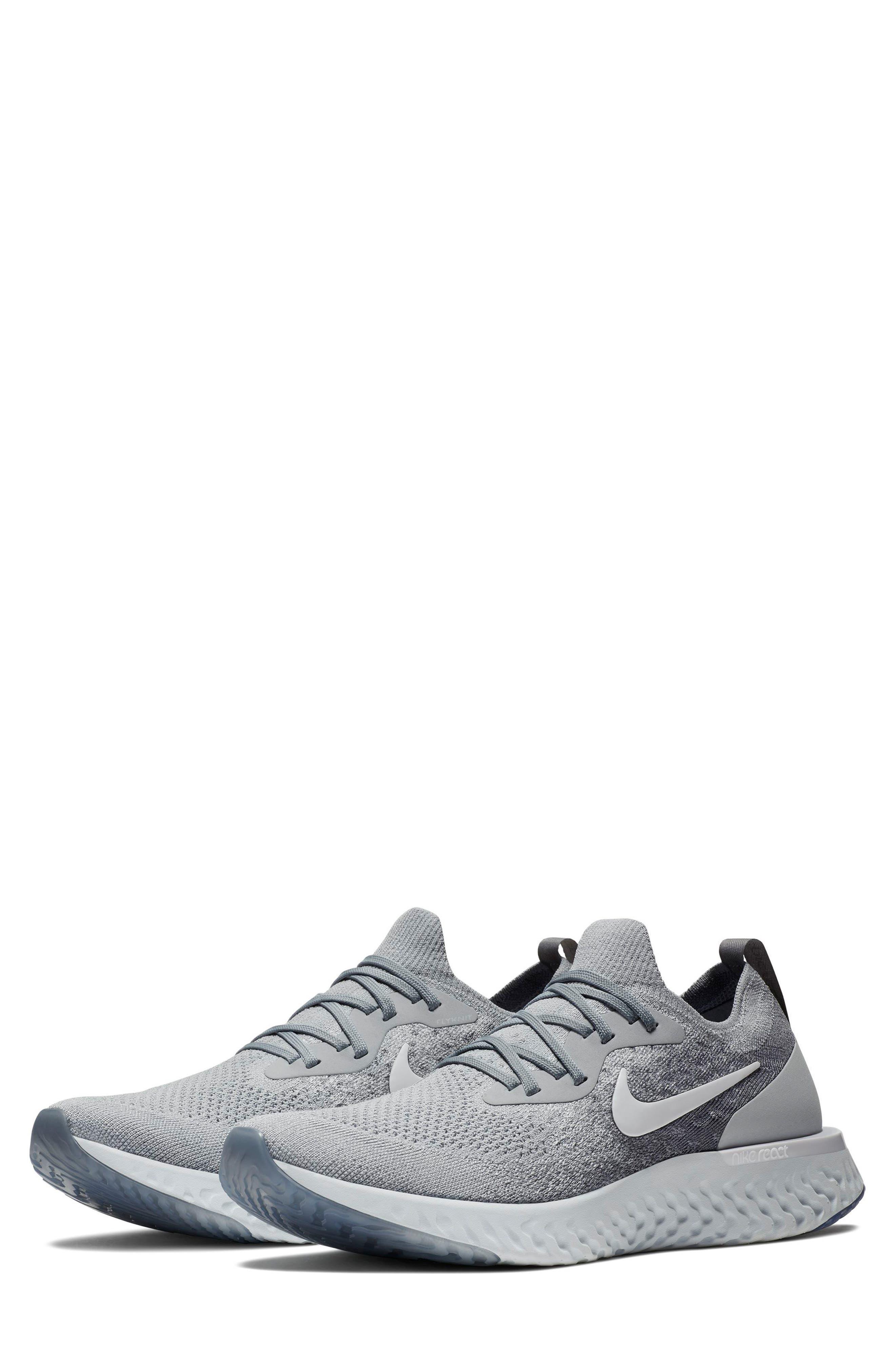 Nike Epic React Flyknit Running Shoe (Men)