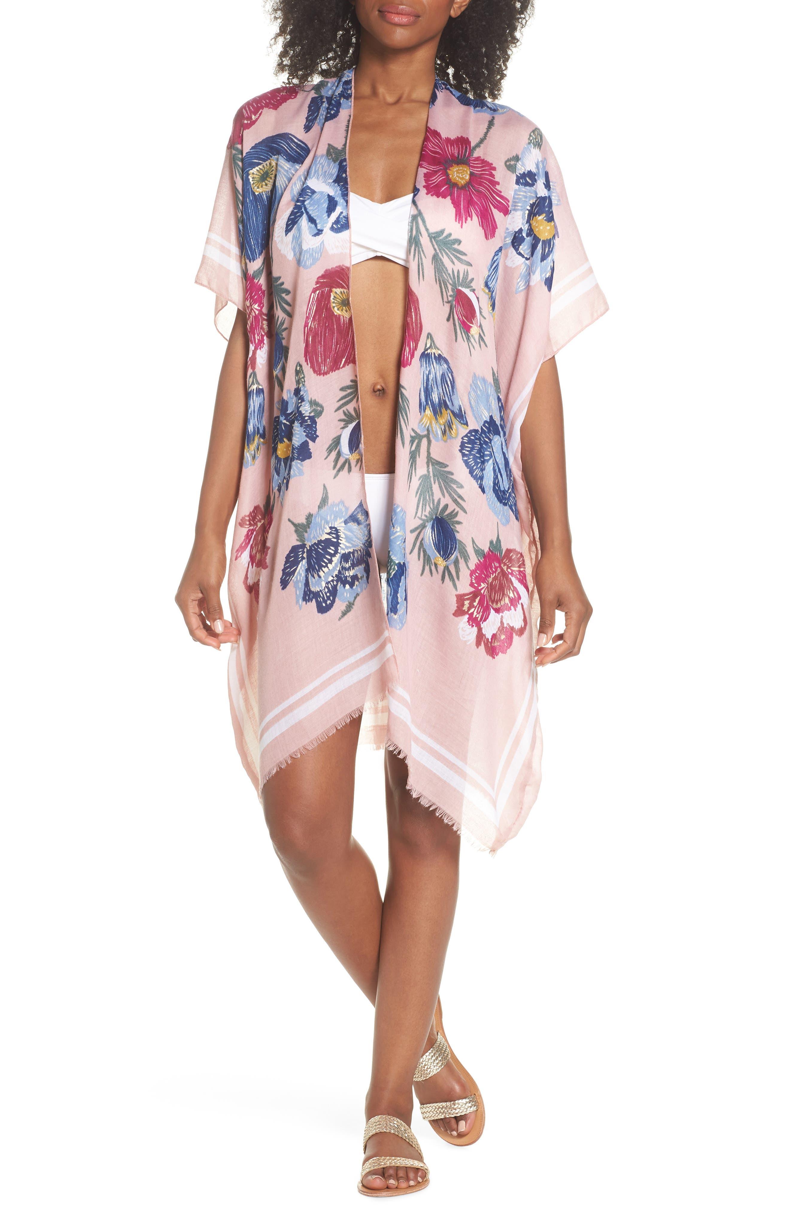 Pool to Party Cover-Up Kimono