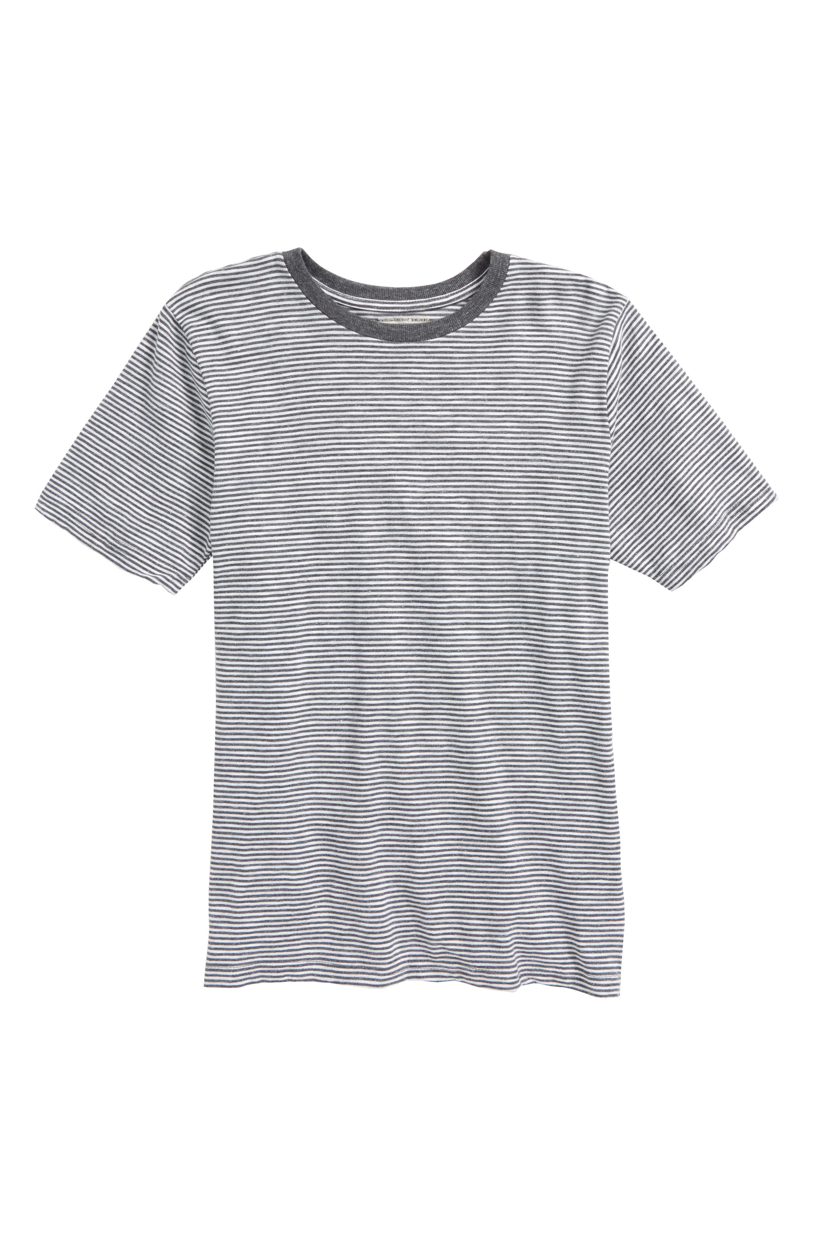 Tucker + Tate Stripe T-Shirt (Big Boys)