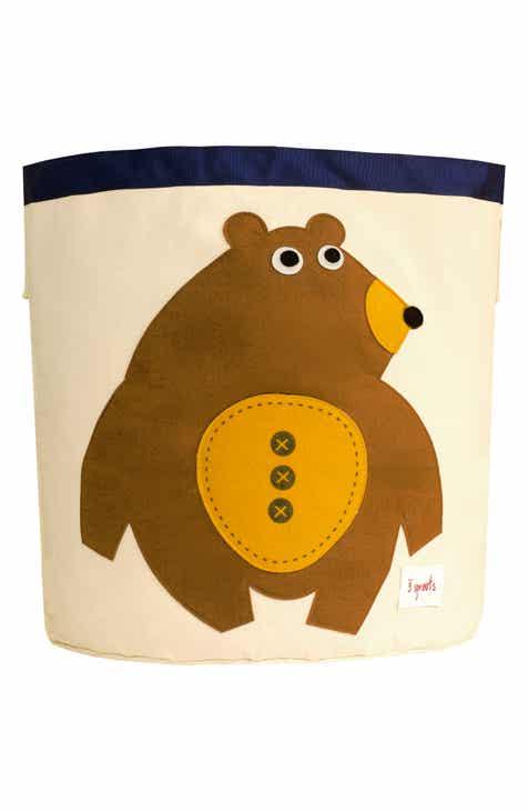 Brown Bins & Storage Nursery & Baby Room Decor | Nordstrom