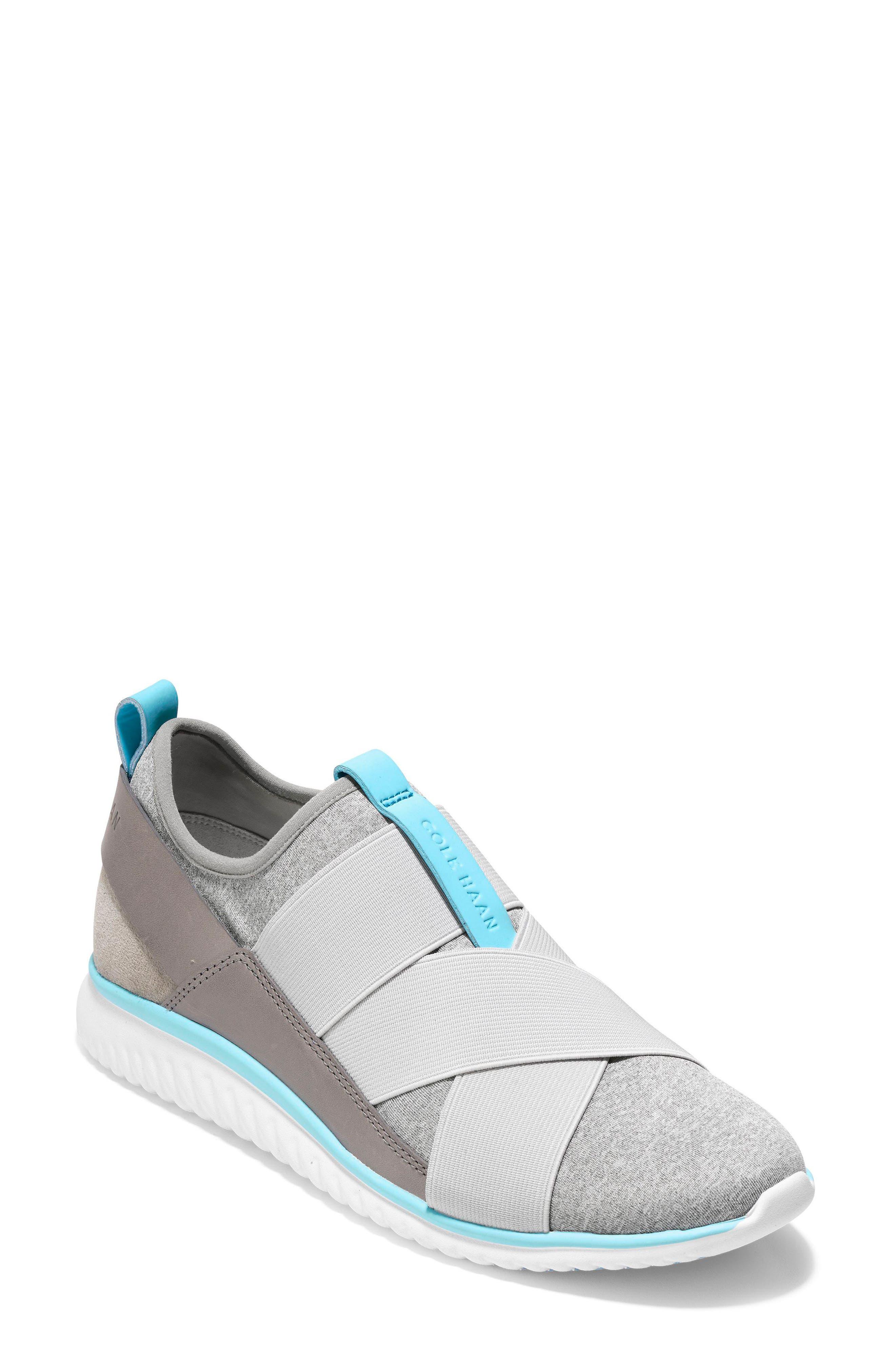 'StudioGrand' Sneaker,                             Main thumbnail 1, color,                             Grey Fabric