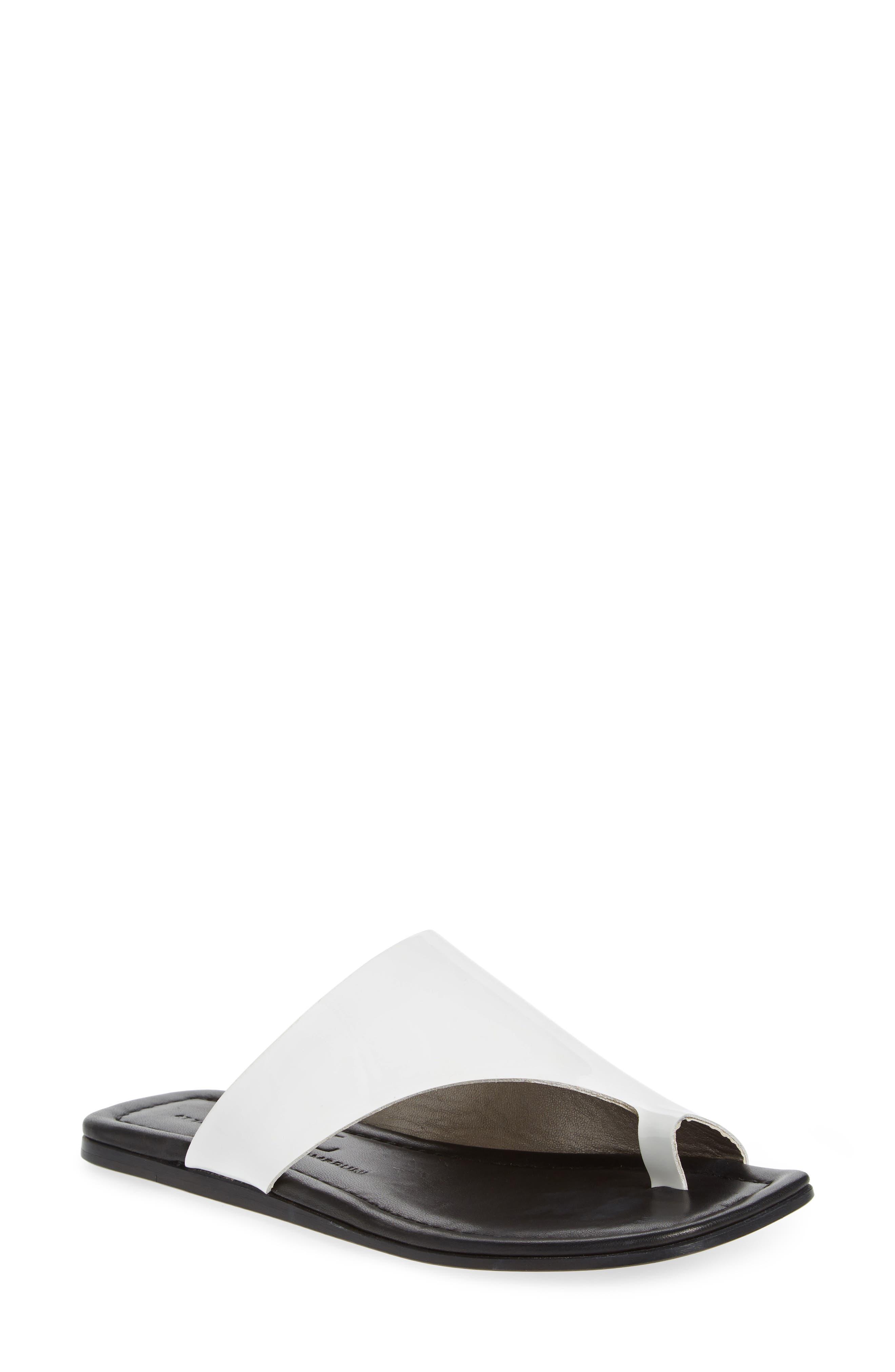 AGL Asymmetrical Toe Thong Sandal (Women)