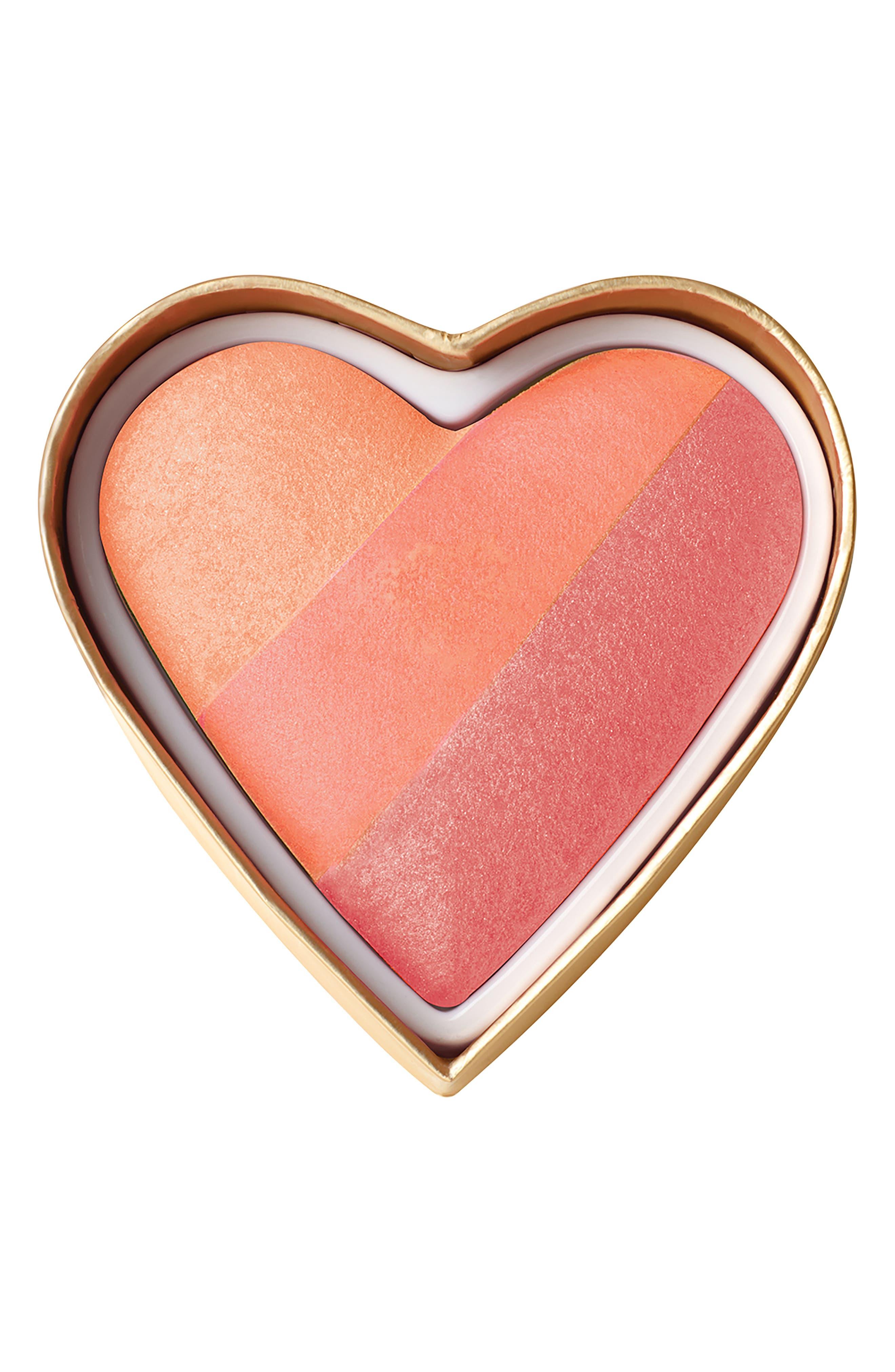 Sweethearts Perfect Flush Blush,                             Alternate thumbnail 3, color,                             Sparkling Bellini