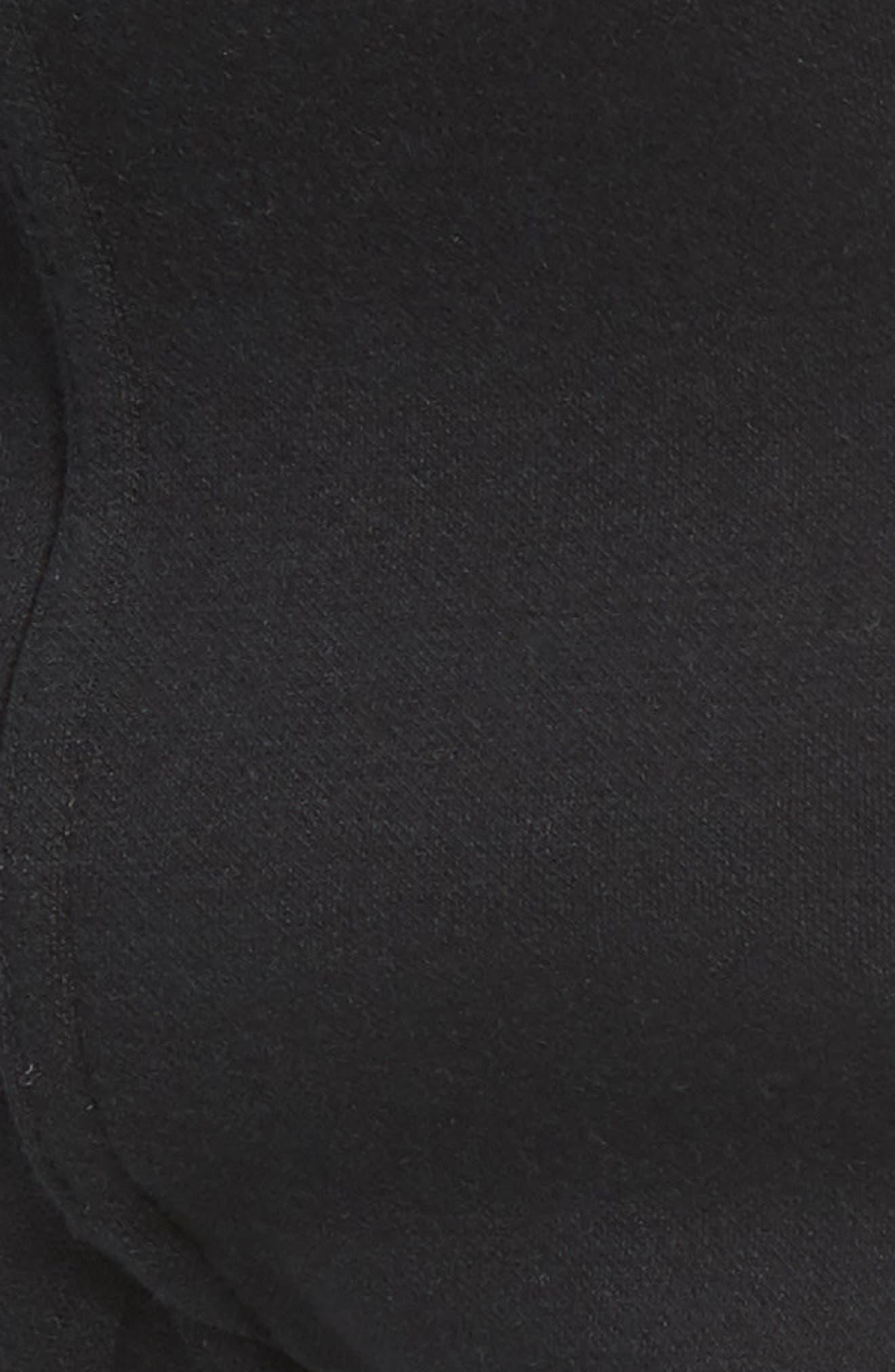 Tech Track Pants,                             Alternate thumbnail 5, color,                             Black