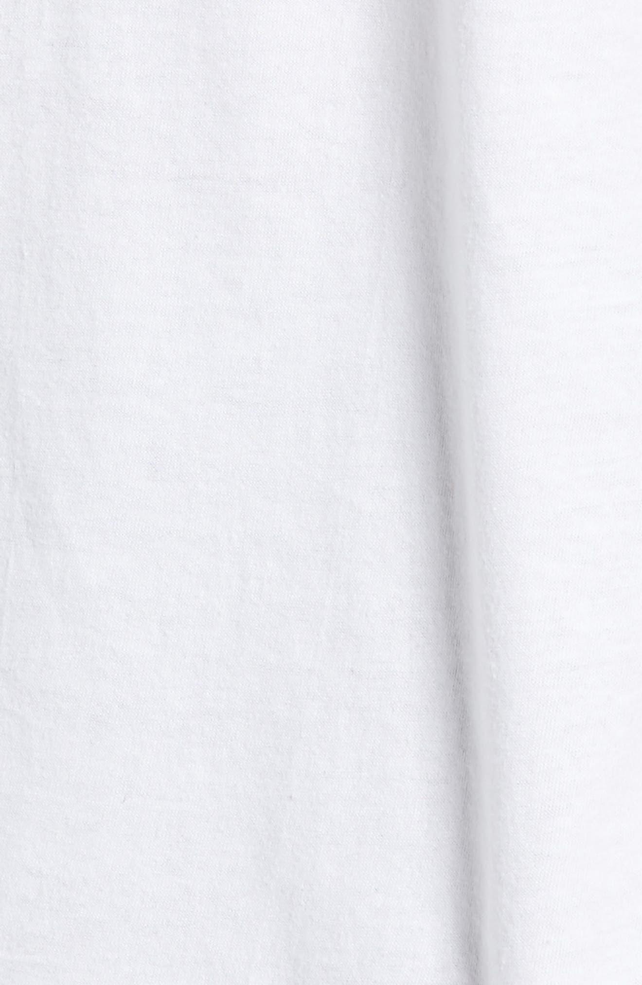 Grateful Dead T-Shirt,                             Alternate thumbnail 5, color,                             White Grateful Dead