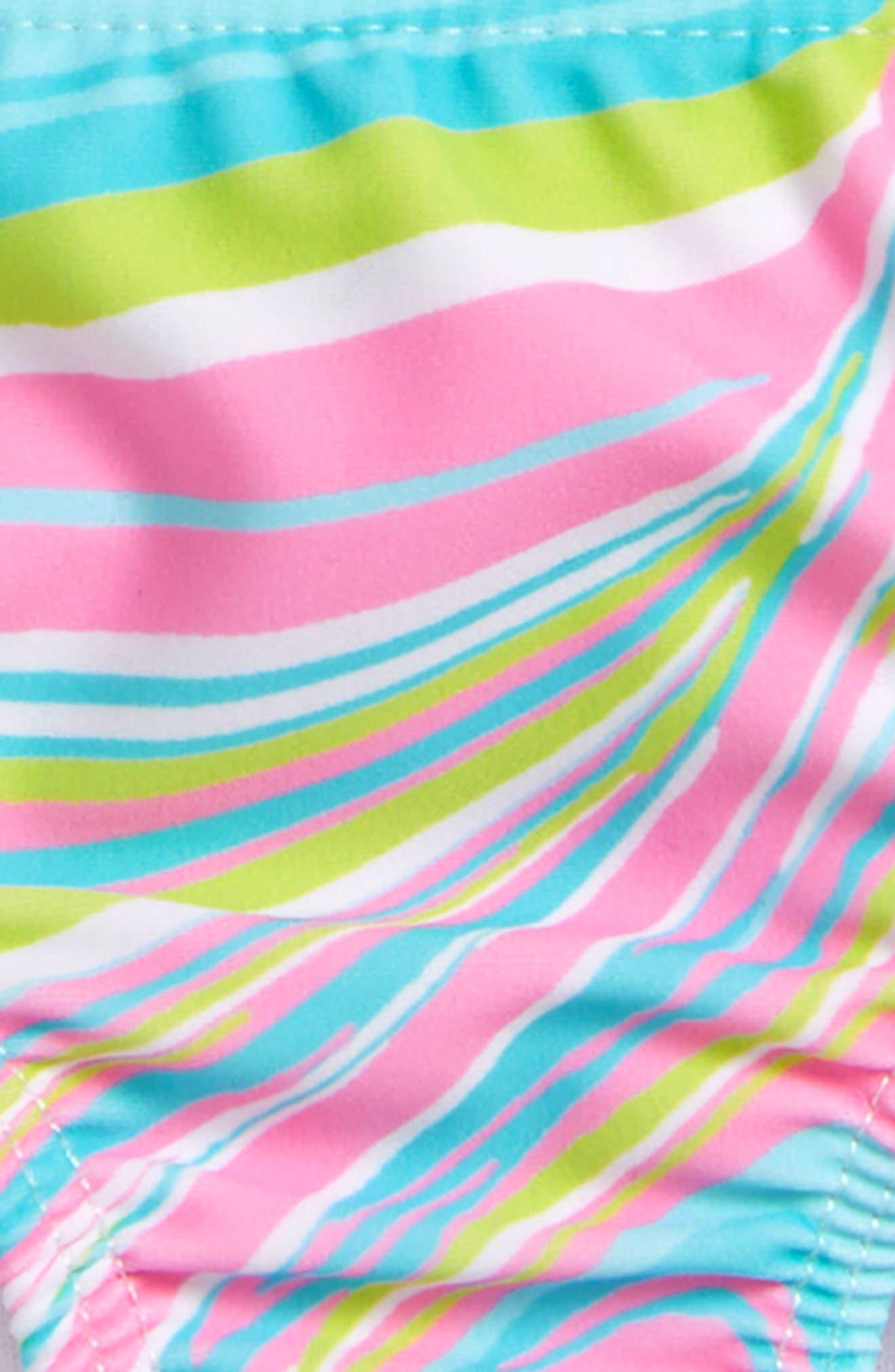 Two-Piece Swimsuit,                             Alternate thumbnail 2, color,                             Multi