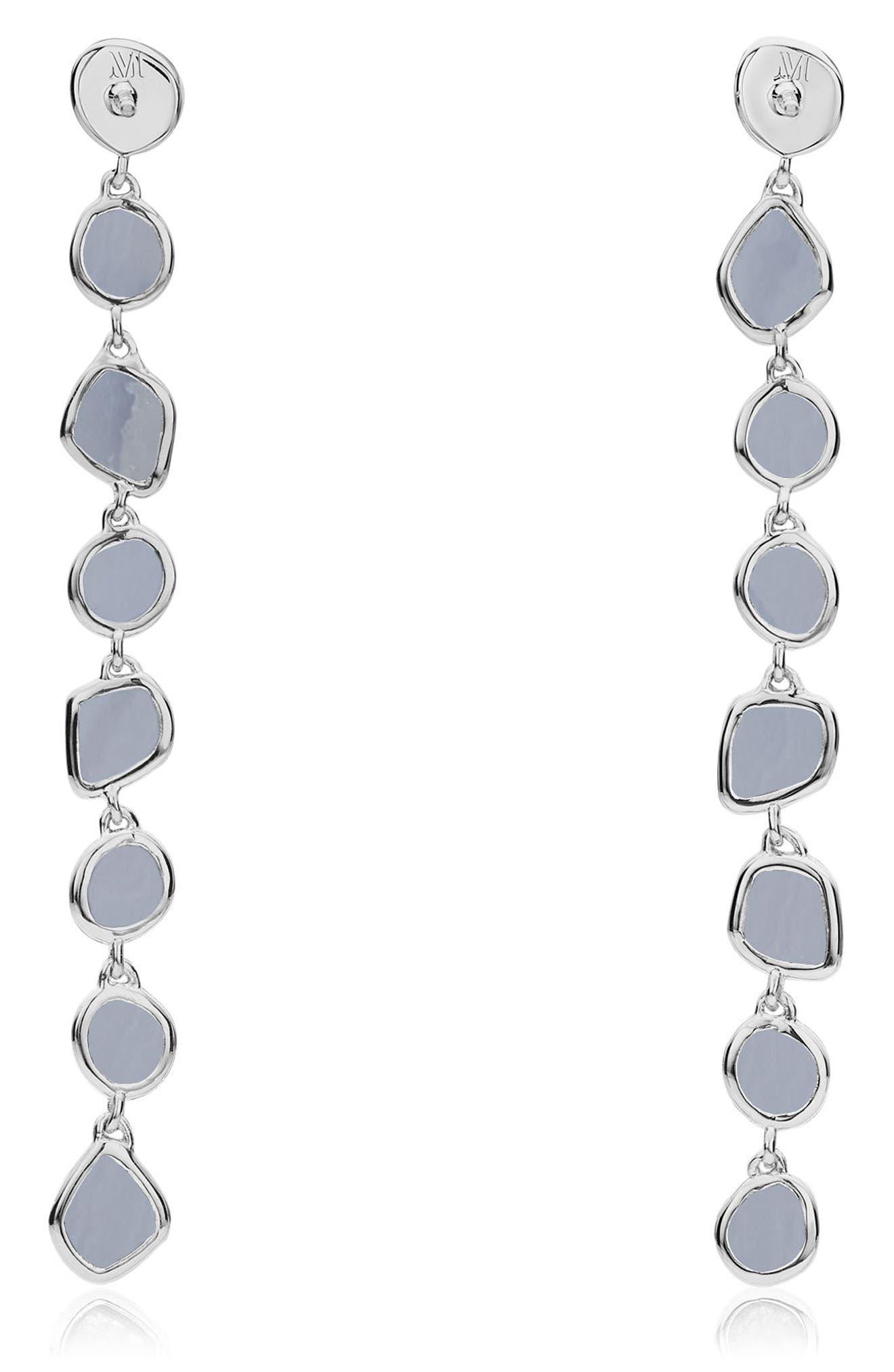 Alternate Image 3  - Monica Vinader Siren Mini Nugget Earrings