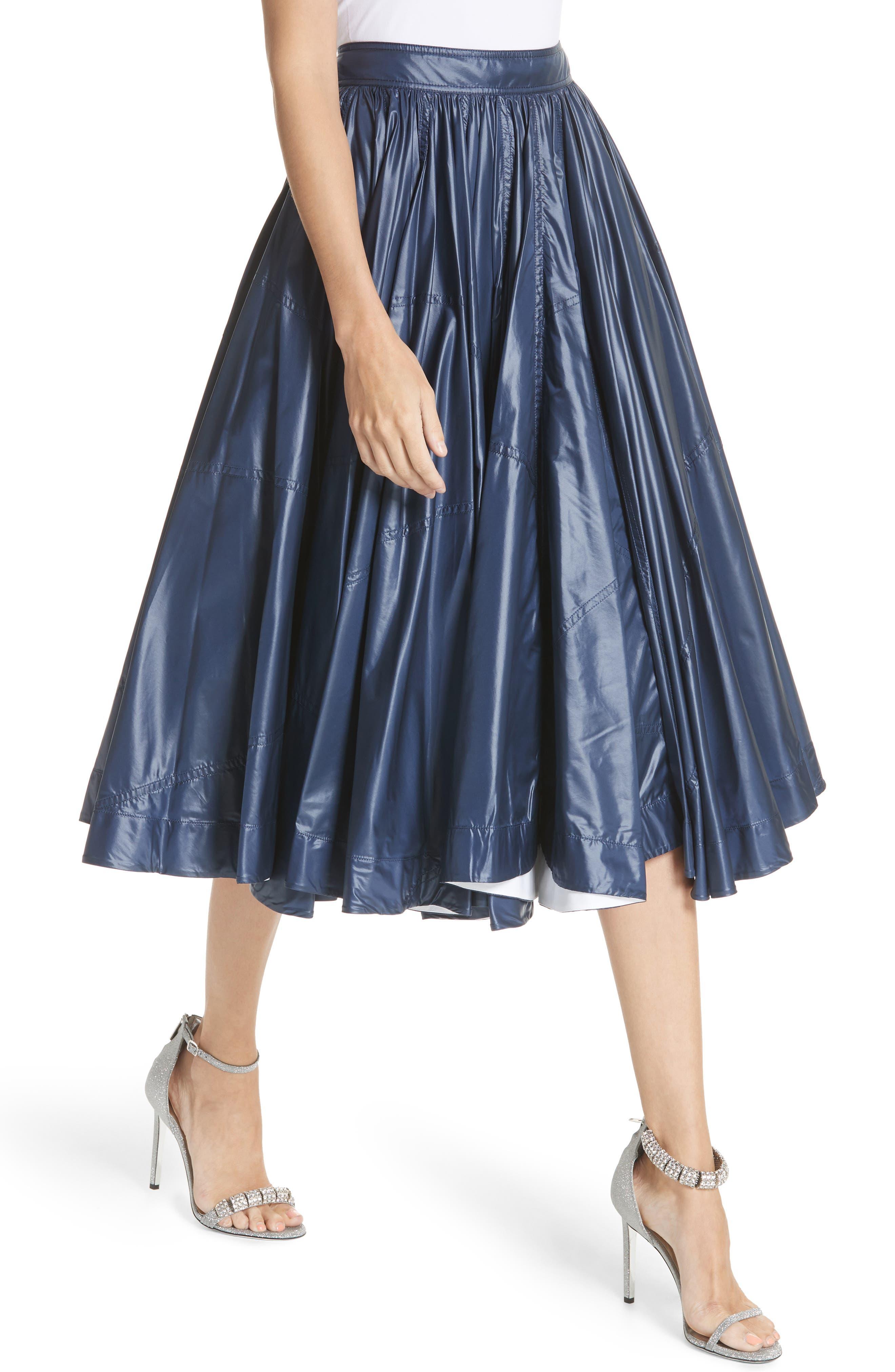 Nylon Tent Skirt,                             Alternate thumbnail 4, color,                             Marine