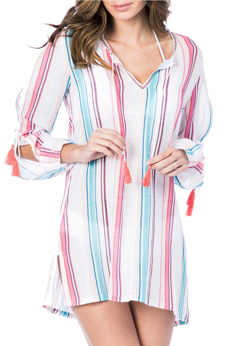 La Blanca PARADISE COVER-UP TUNIC