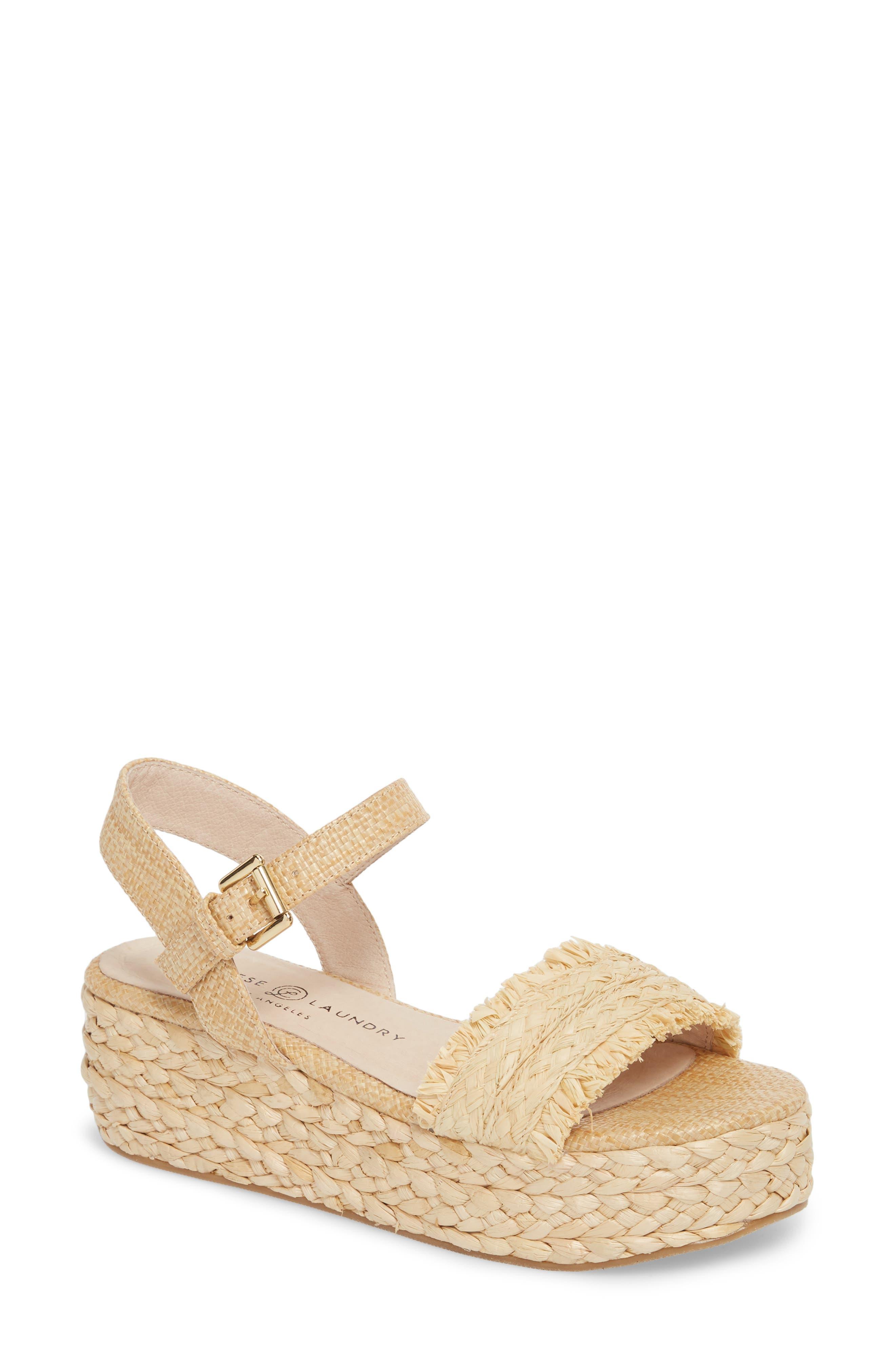 Zula Espadrille Sandal by Chinese Laundry