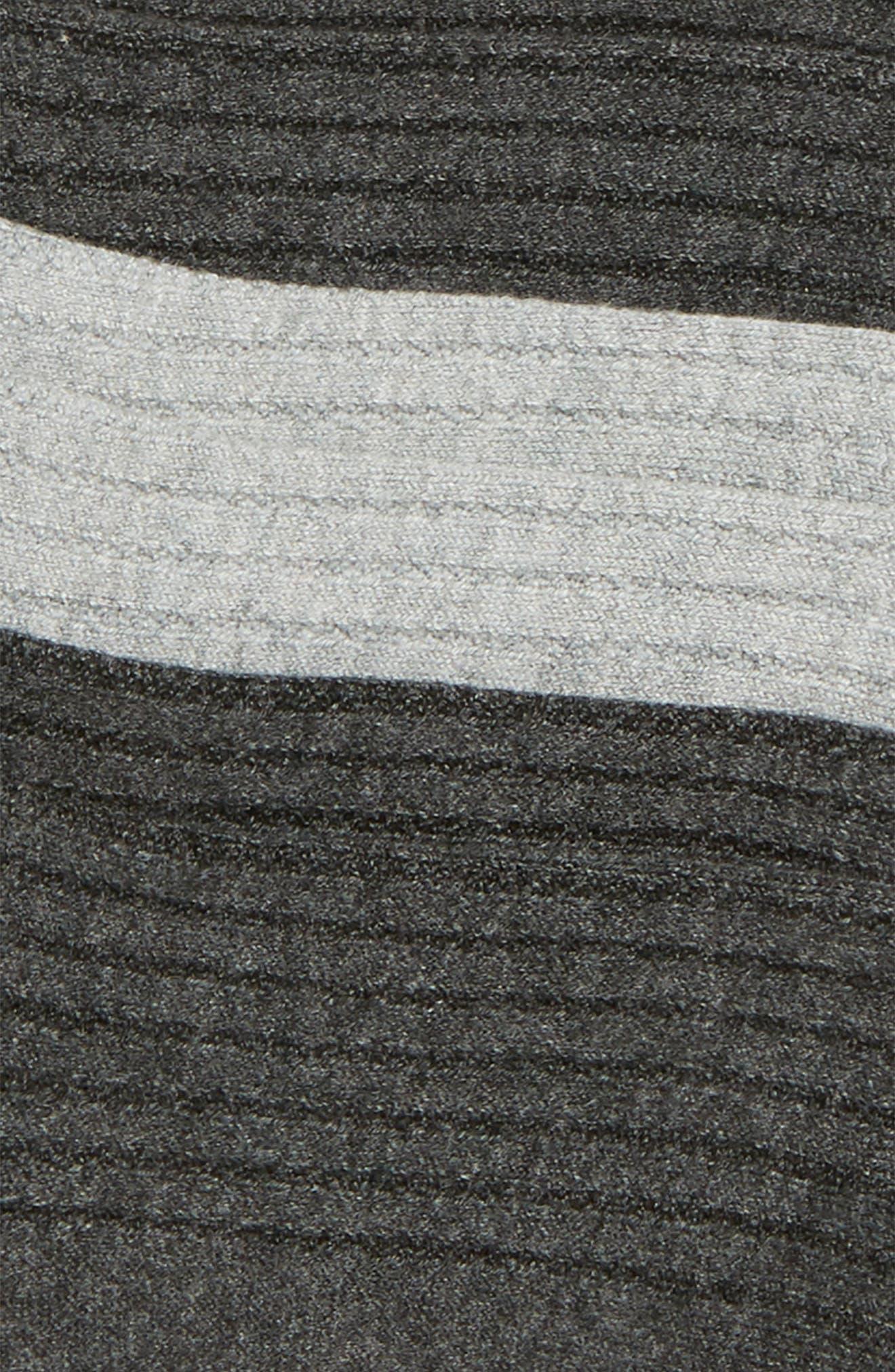 3-Pack No-Show Socks,                             Alternate thumbnail 2, color,                             Smoke