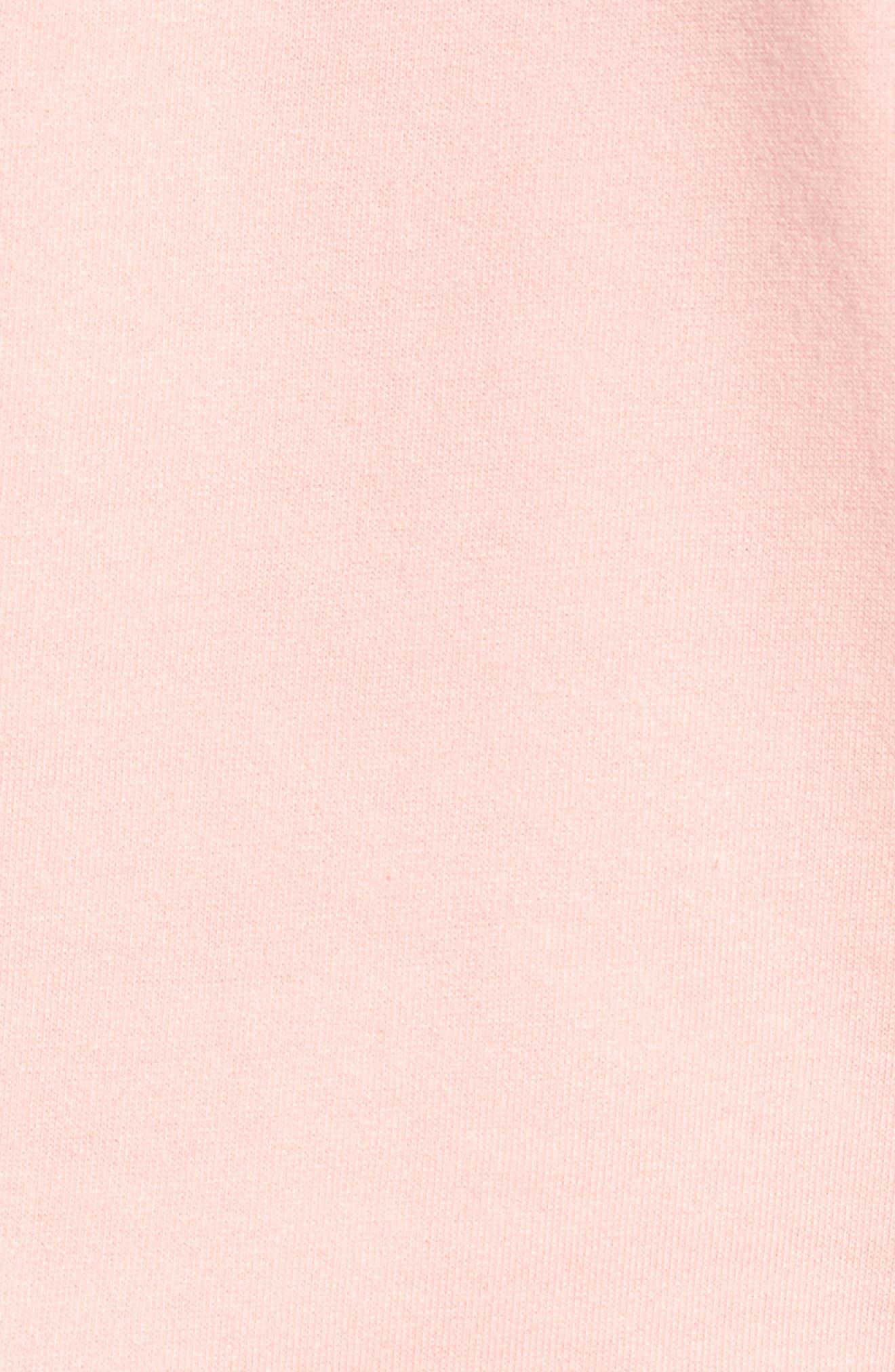 Banda Graphic Hoodie,                             Alternate thumbnail 5, color,                             Pink