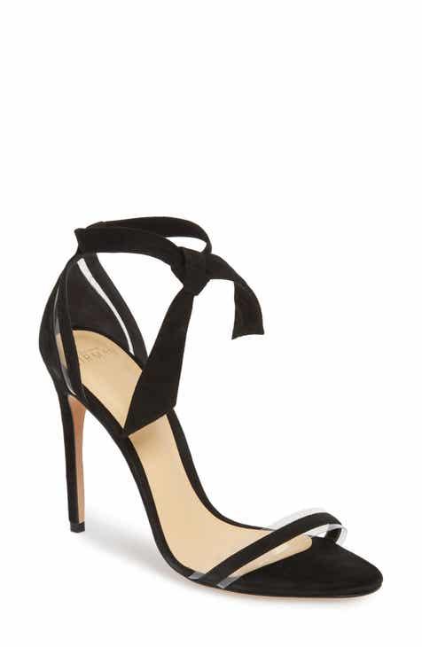 4a363437e3d Alexandre Birman Clarita Clear Ankle Tie Sandal (Women)