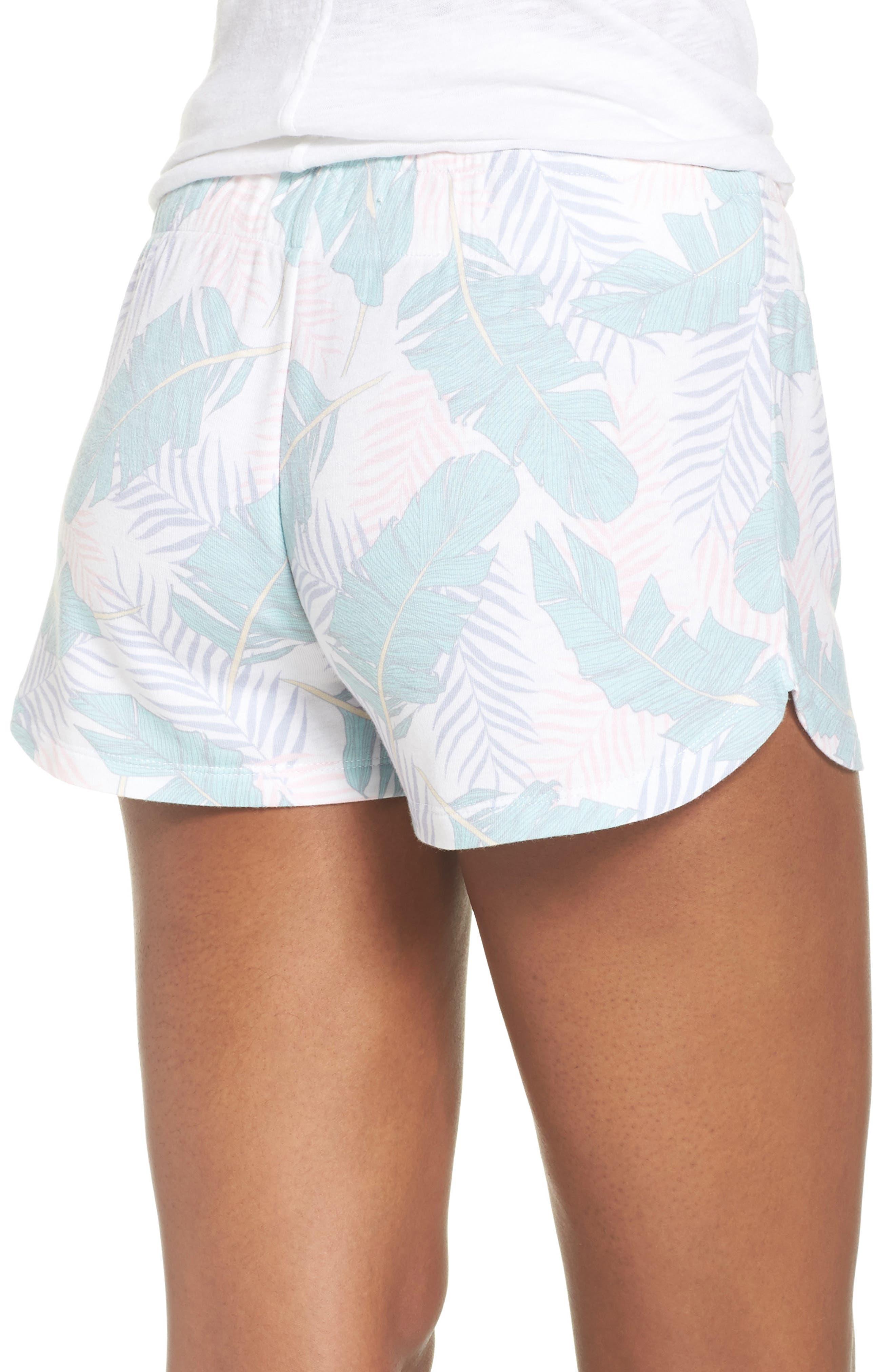 Lounge Shorts,                             Alternate thumbnail 2, color,                             White