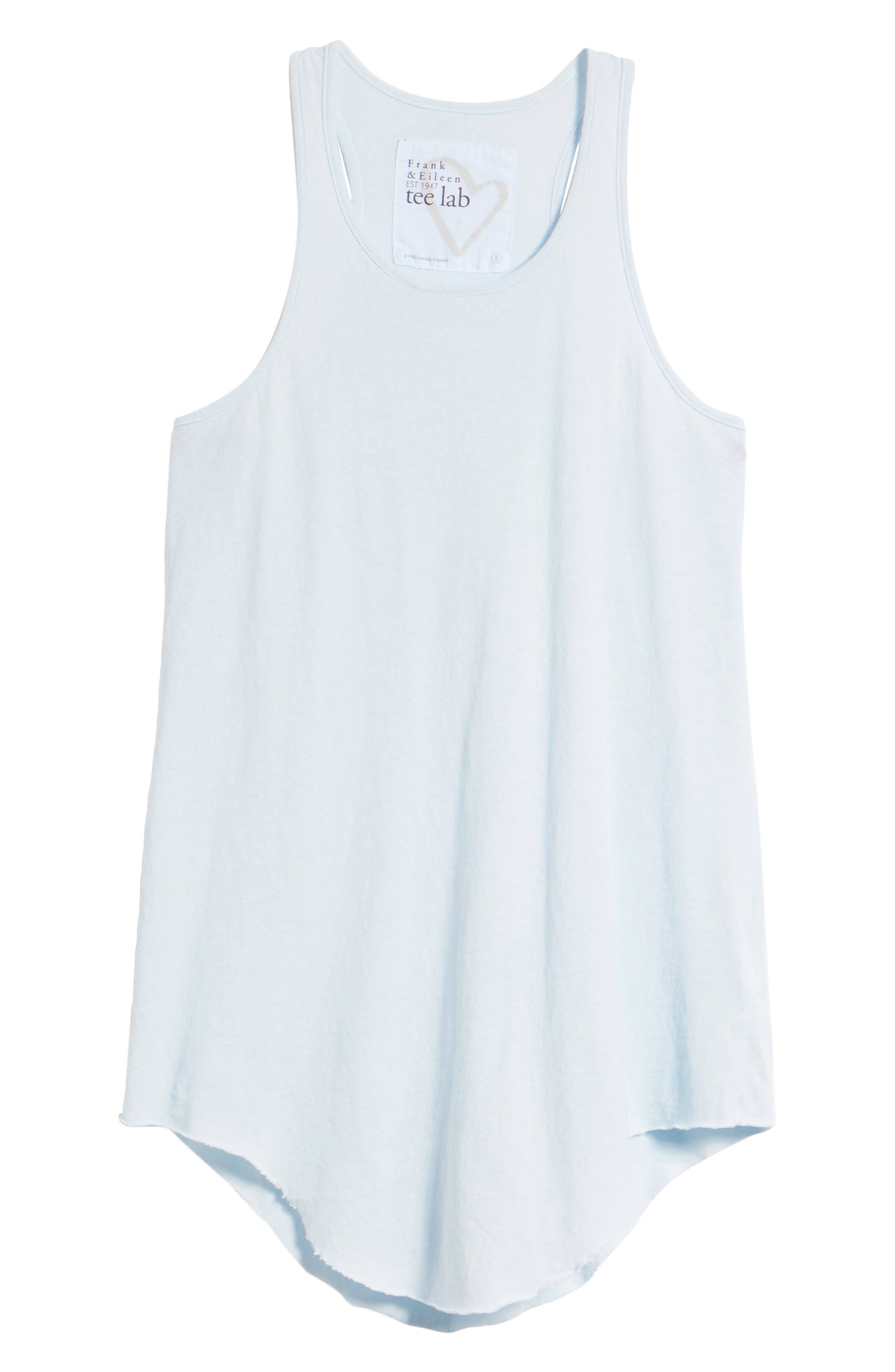 Base Layer Tank,                             Alternate thumbnail 7, color,                             Mali-Blue