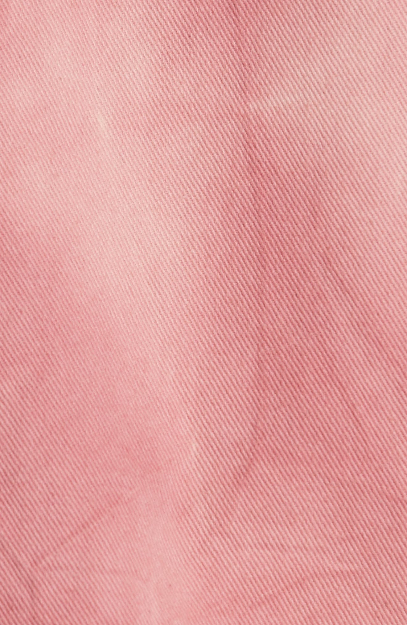 Dye Jacket,                             Alternate thumbnail 5, color,                             Pink