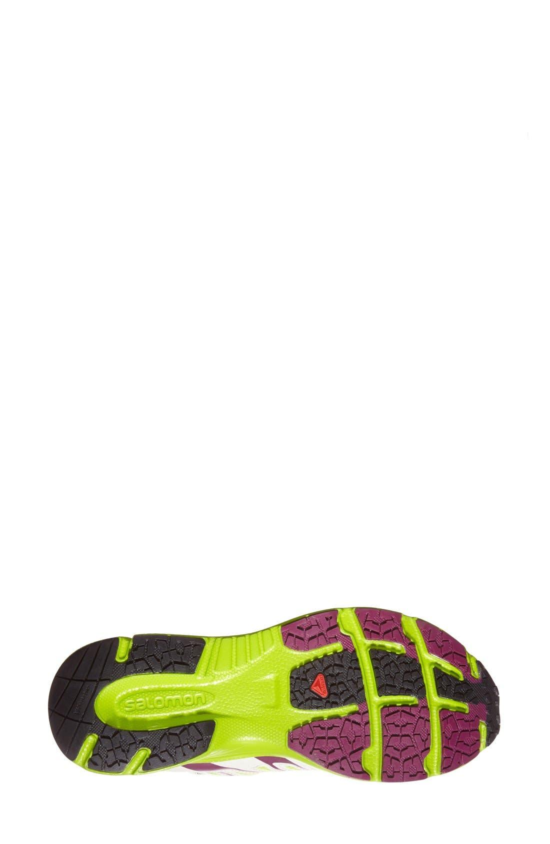 Alternate Image 4  - Salomon 'Sense Mantra 2' Running Shoe (Women)