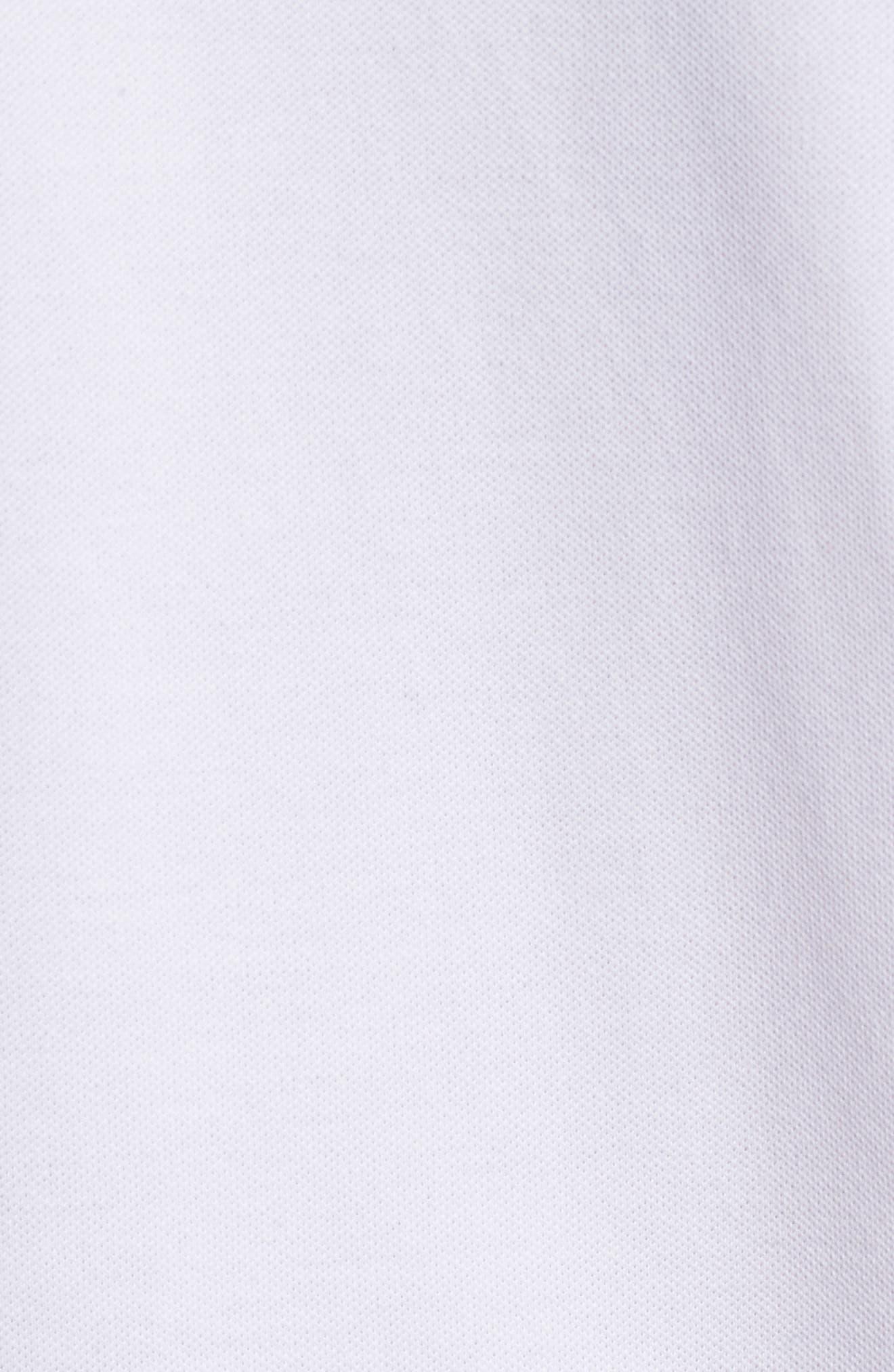 Alternate Image 5  - Lacoste Cas Eligance Piqué Polo