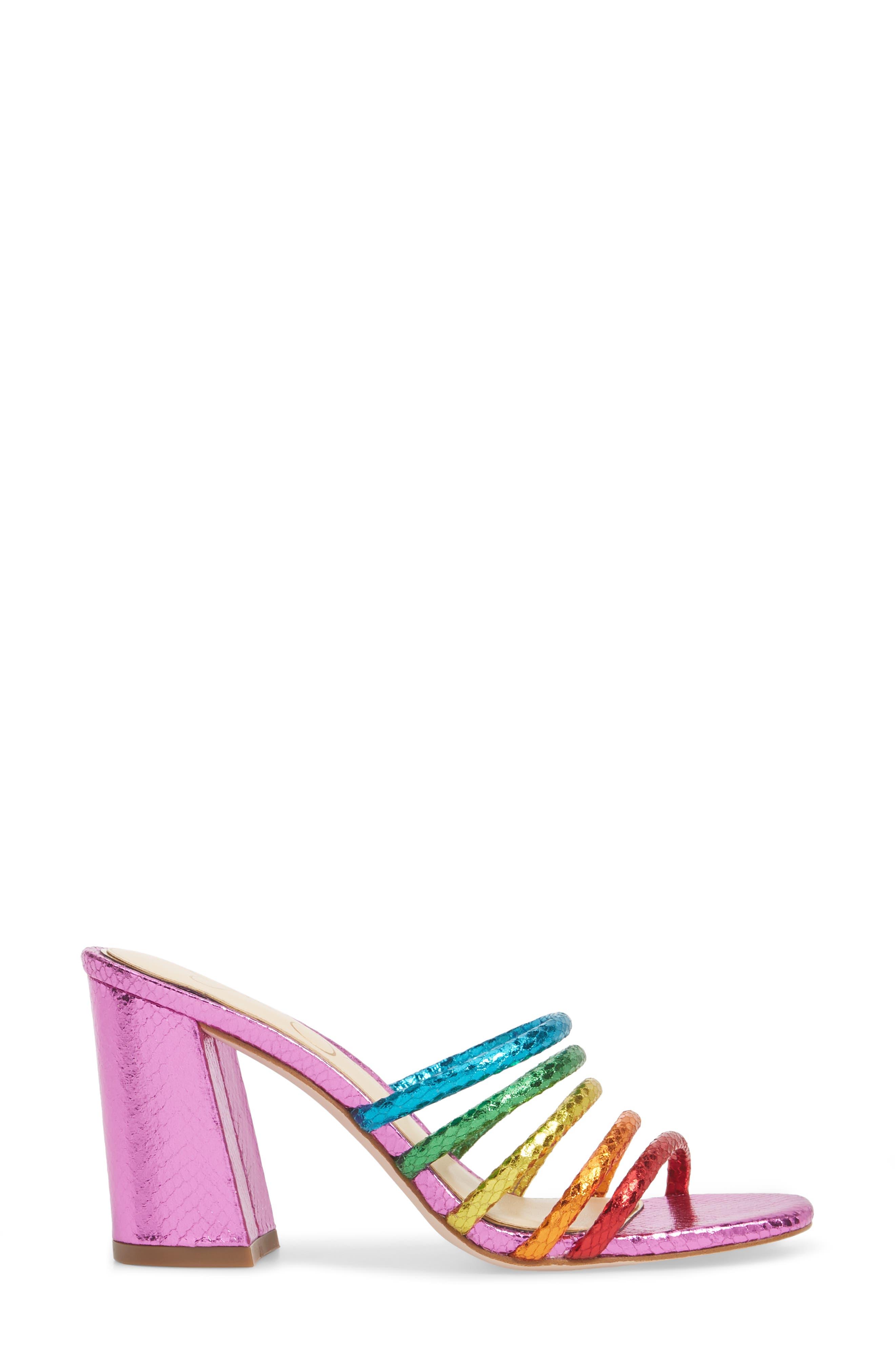 Alternate Image 3  - Jessica Simpson Fixton Strappy Slide Sandal (Women)
