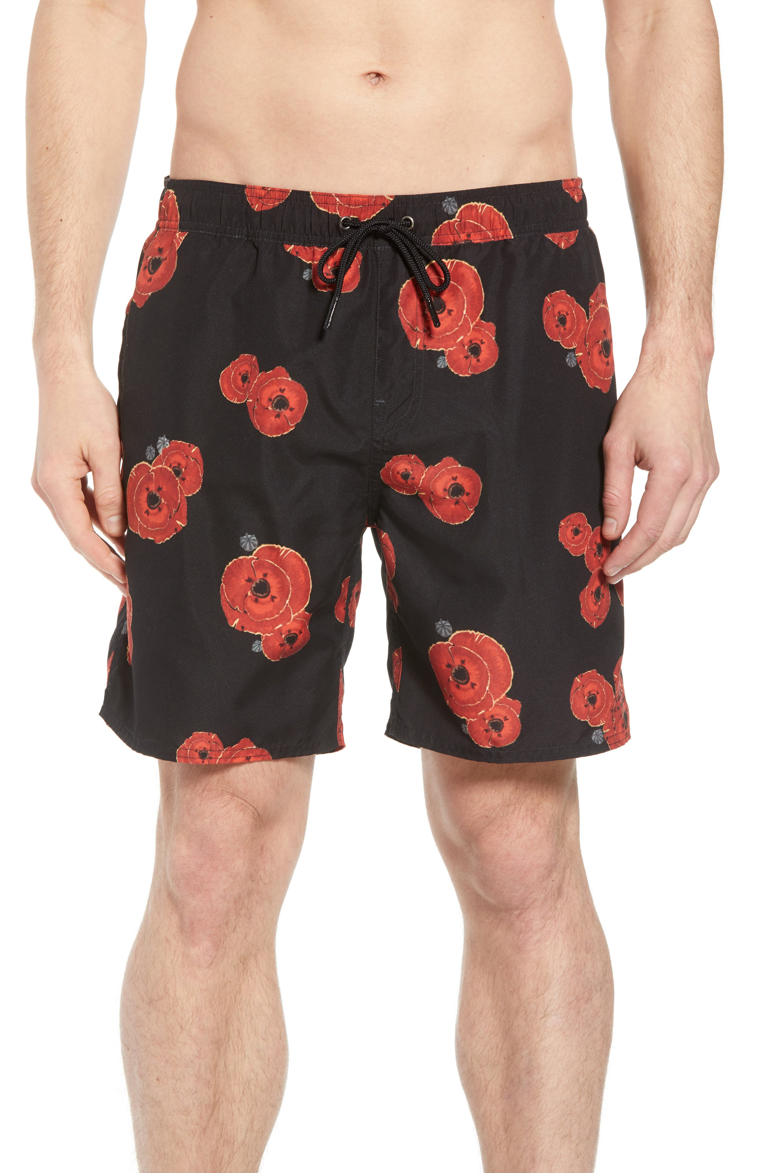 Timothy Floater Swim Shorts,                         Main,                         color, Floater Print